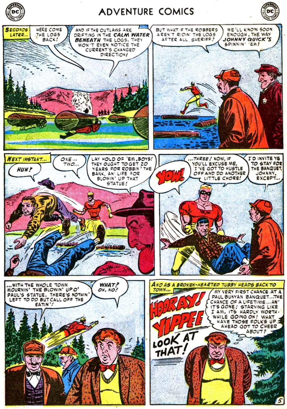 Read online Adventure Comics (1938) comic -  Issue #179 - 29
