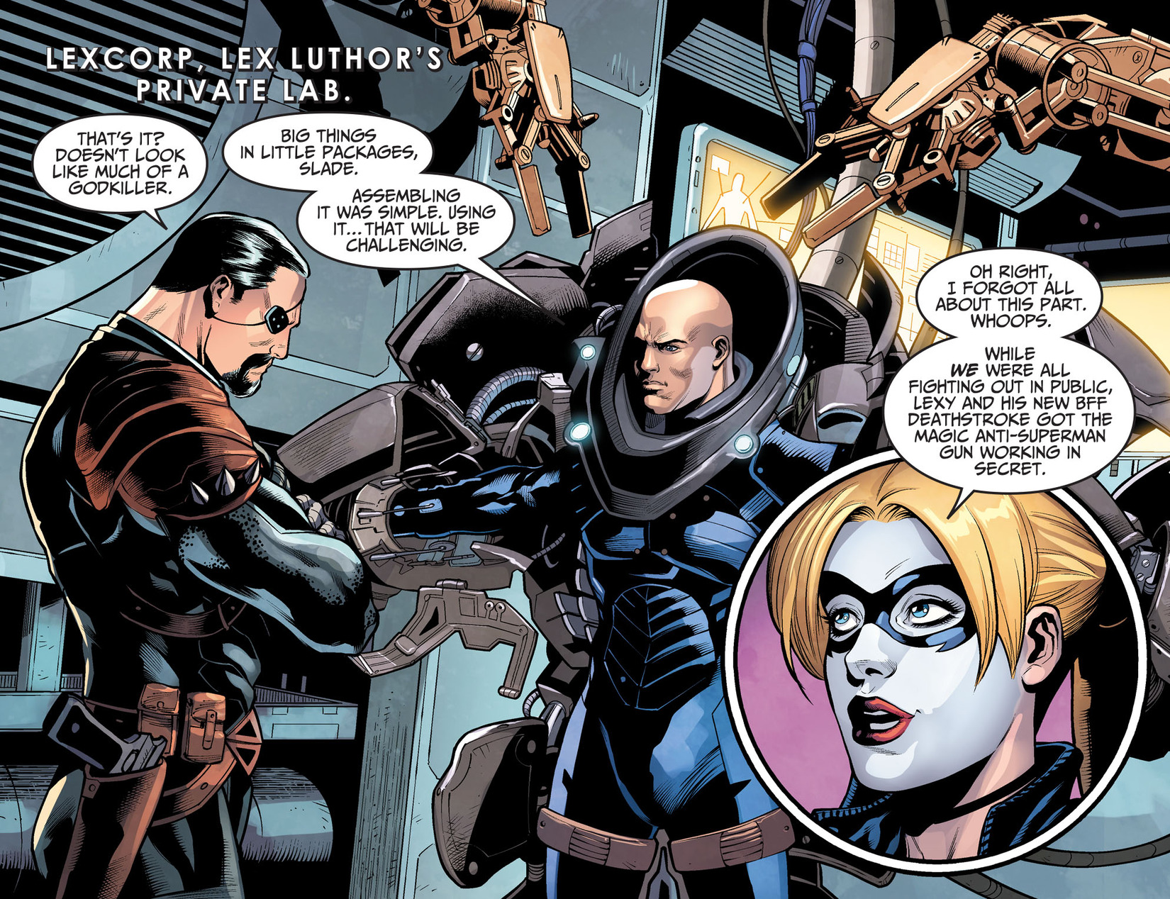 Read online Injustice: Ground Zero comic -  Issue #17 - 3