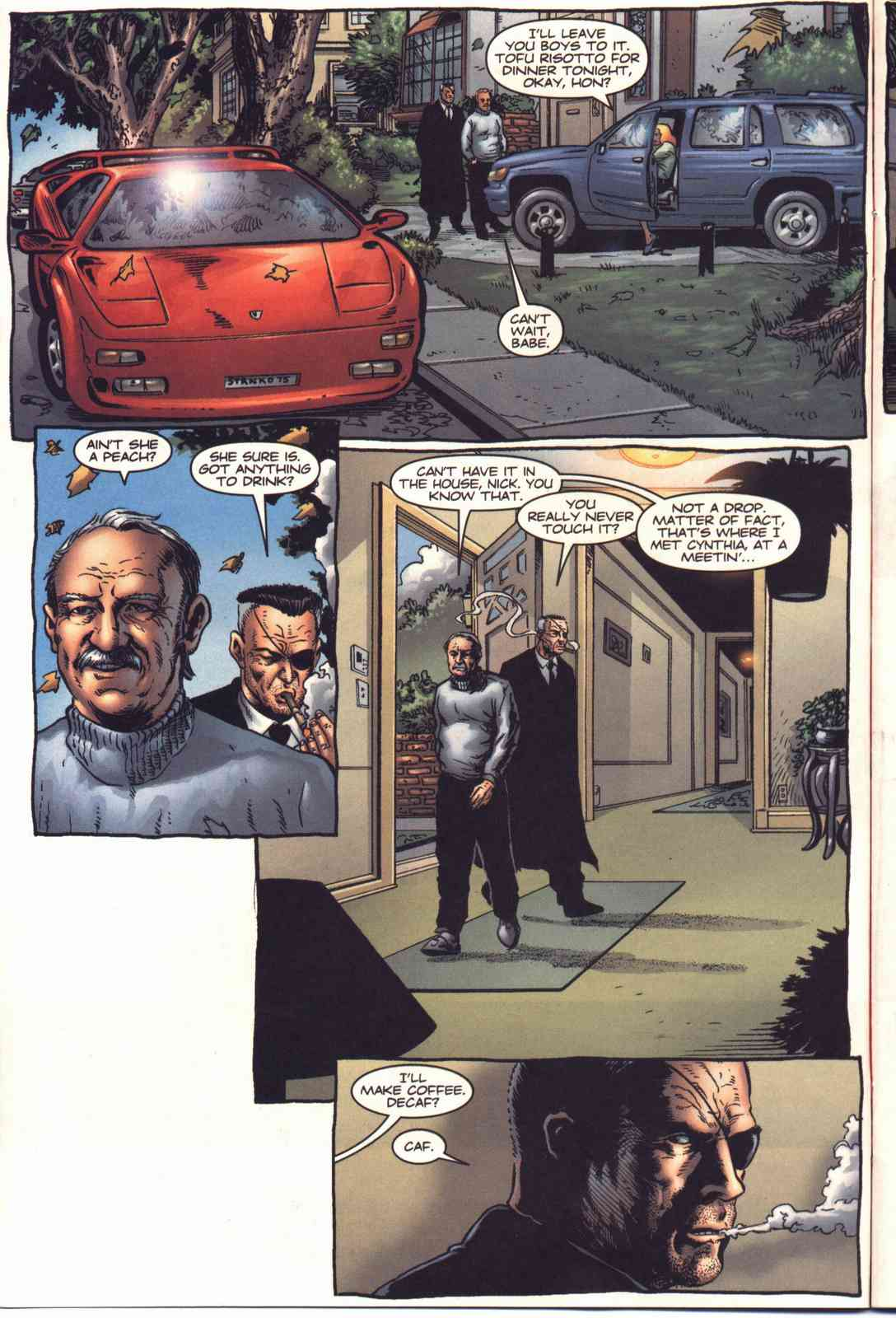Read online Fury comic -  Issue #2 - 7