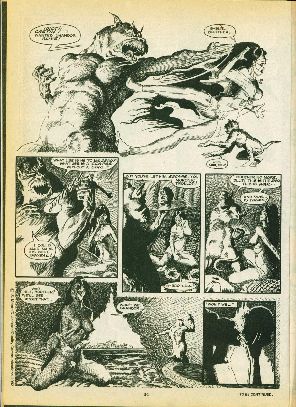Warrior Issue #5 #6 - English 24
