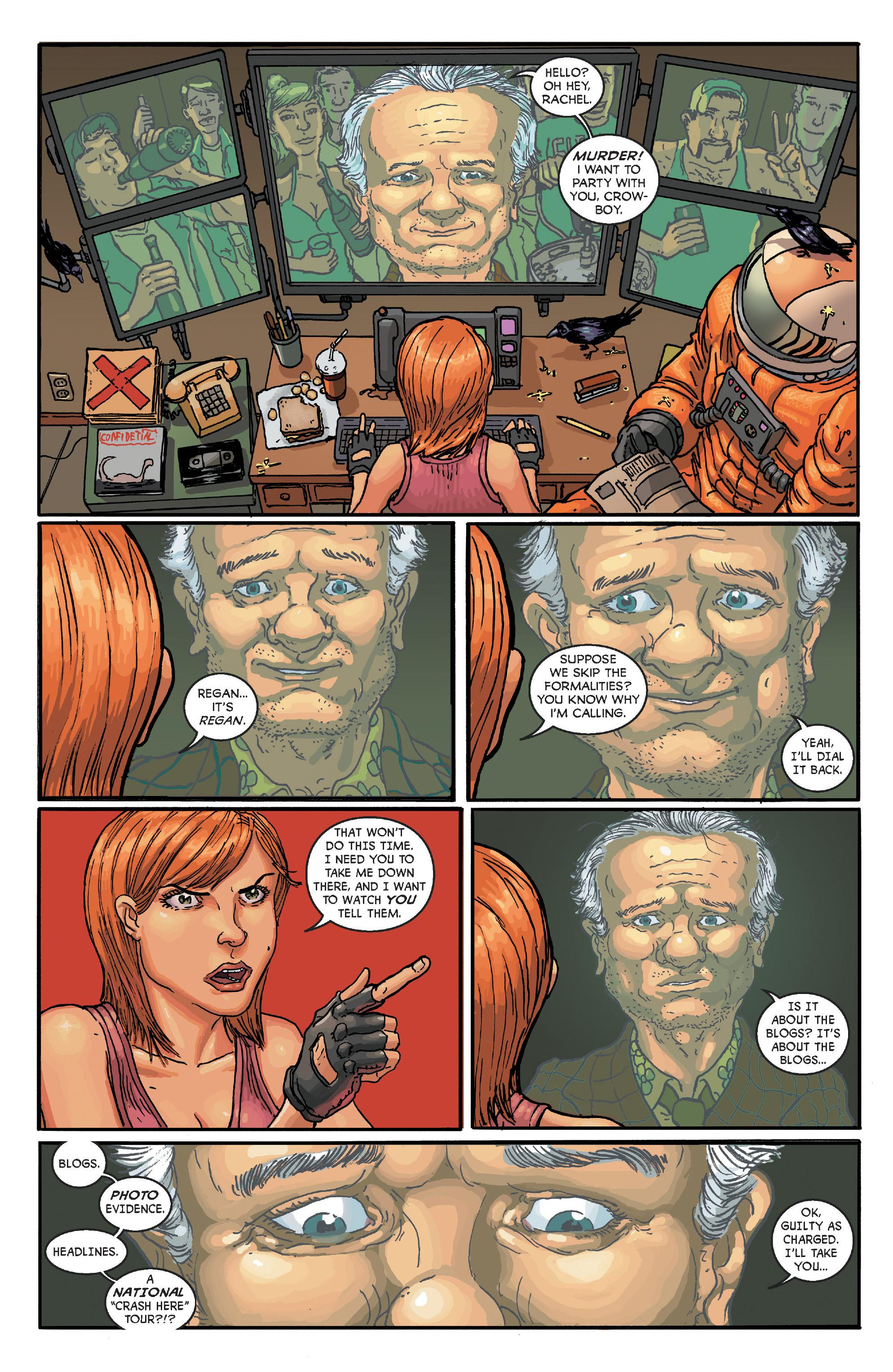 Read online Hoax Hunters (2012) comic -  Issue # TPB 3 - 121