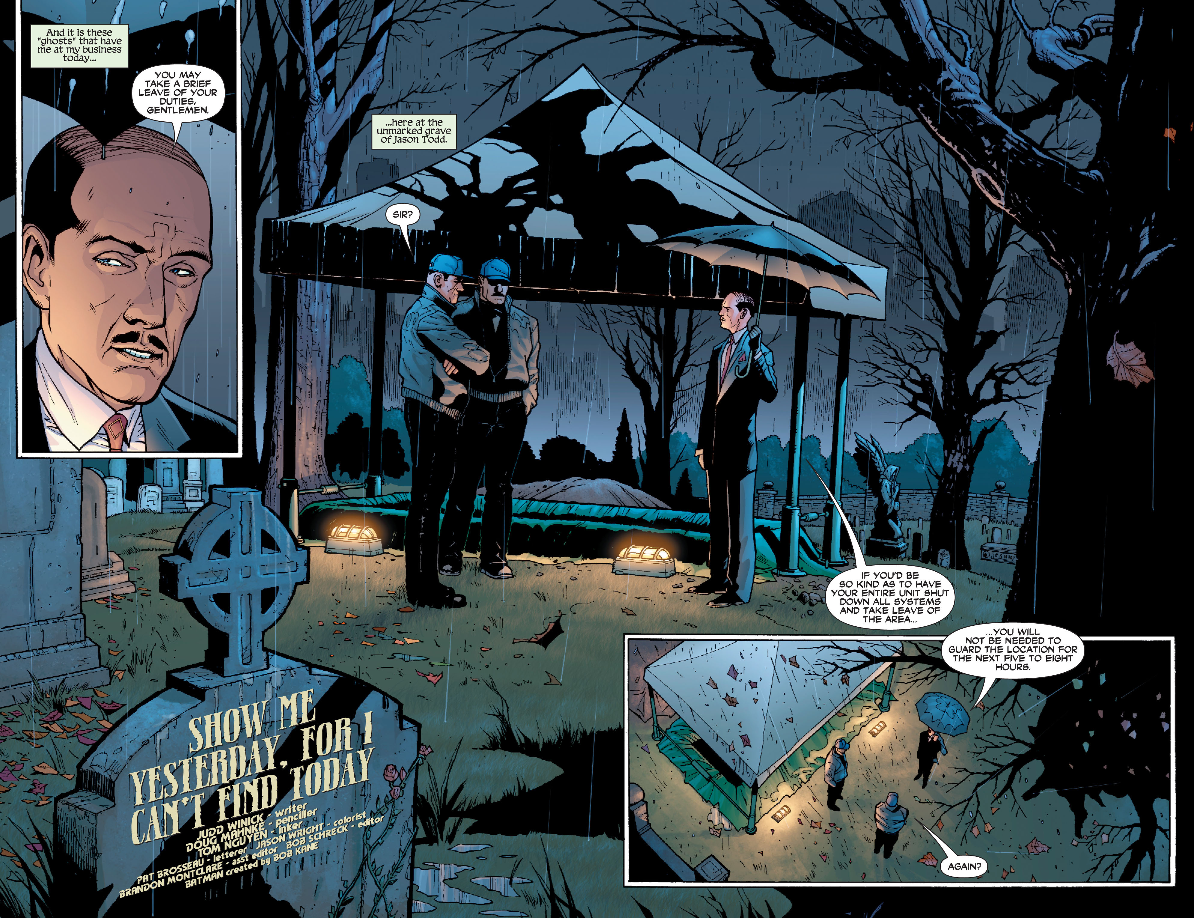Read online Batman: Under The Red Hood comic -  Issue # Full - 177