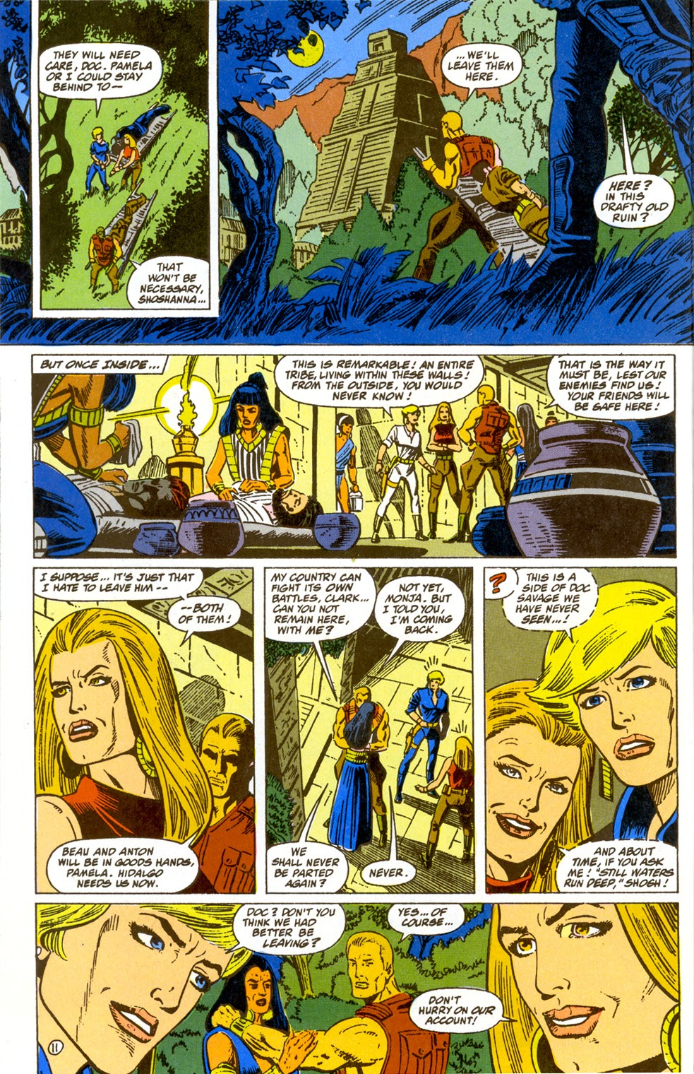 Doc Savage (1988) issue 10 - Page 13