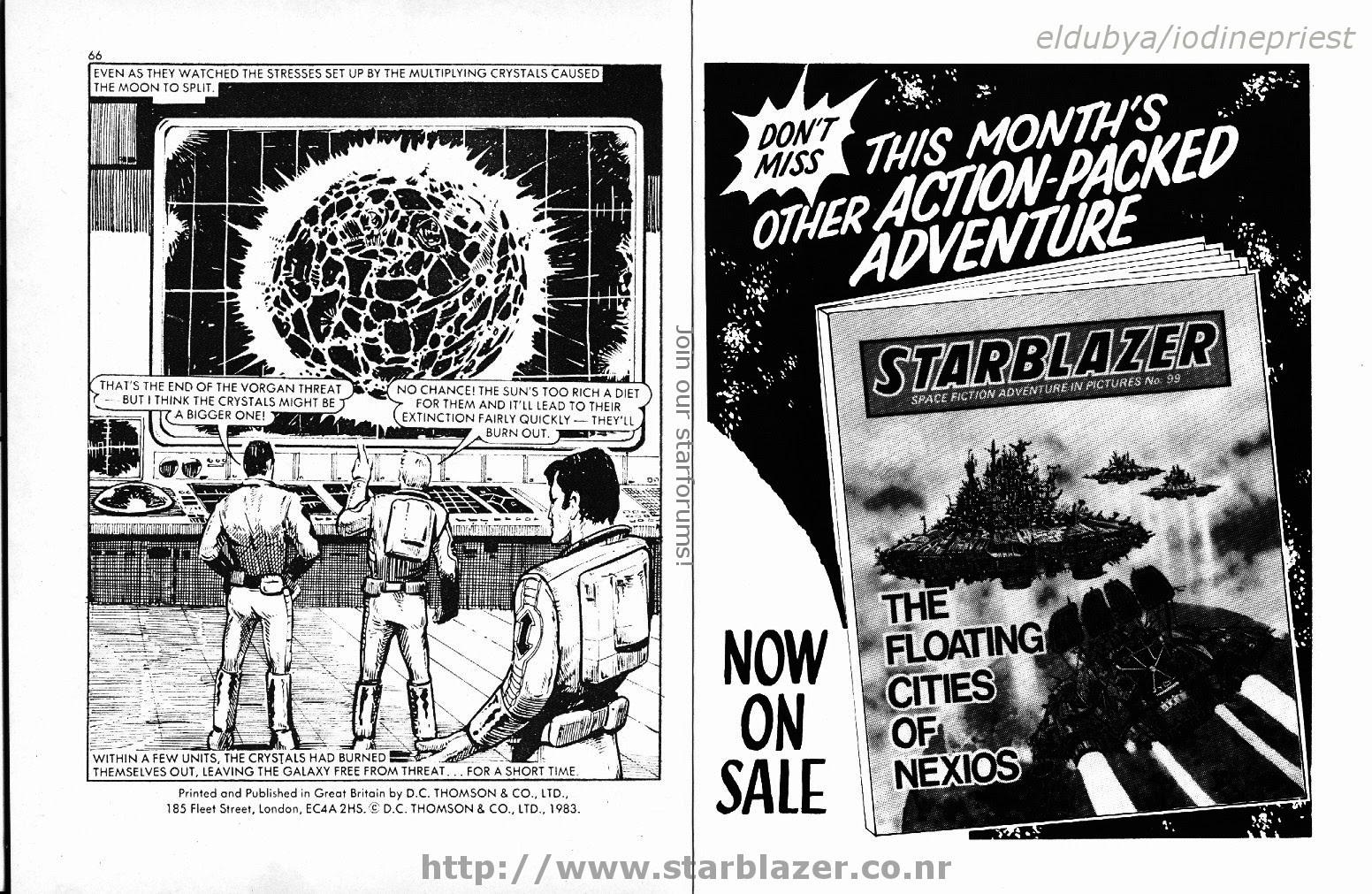 Starblazer issue 98 - Page 35