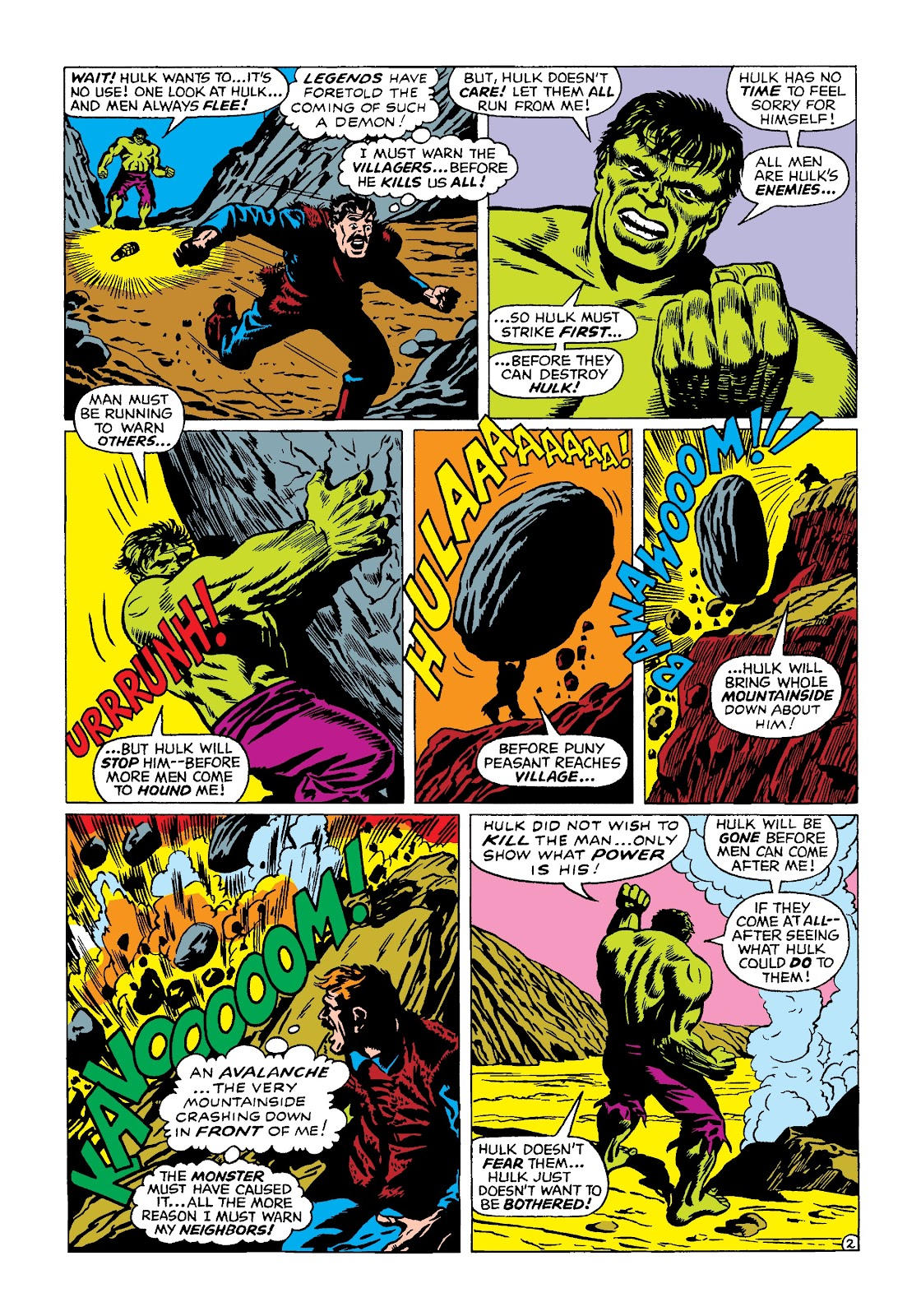 Read online Marvel Masterworks: The Incredible Hulk comic -  Issue # TPB 4 (Part 2) - 35