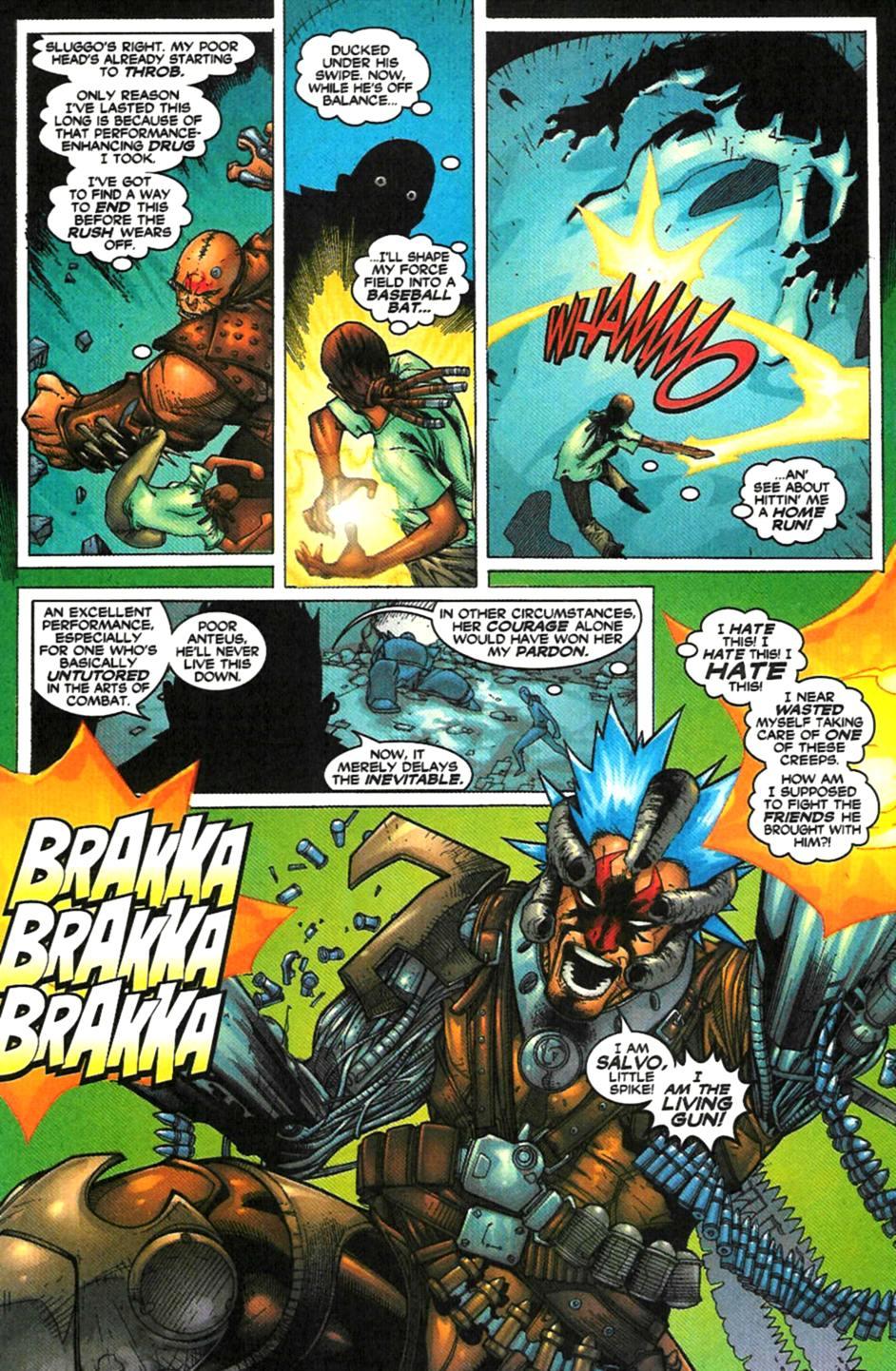 X-Men (1991) 102 Page 8