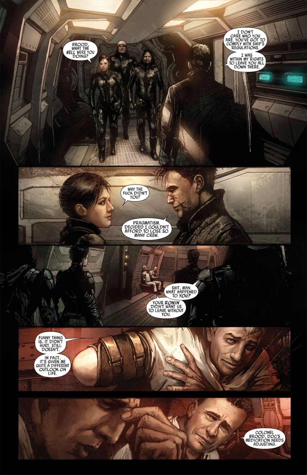 Read online After Dark comic -  Issue #2 - 7