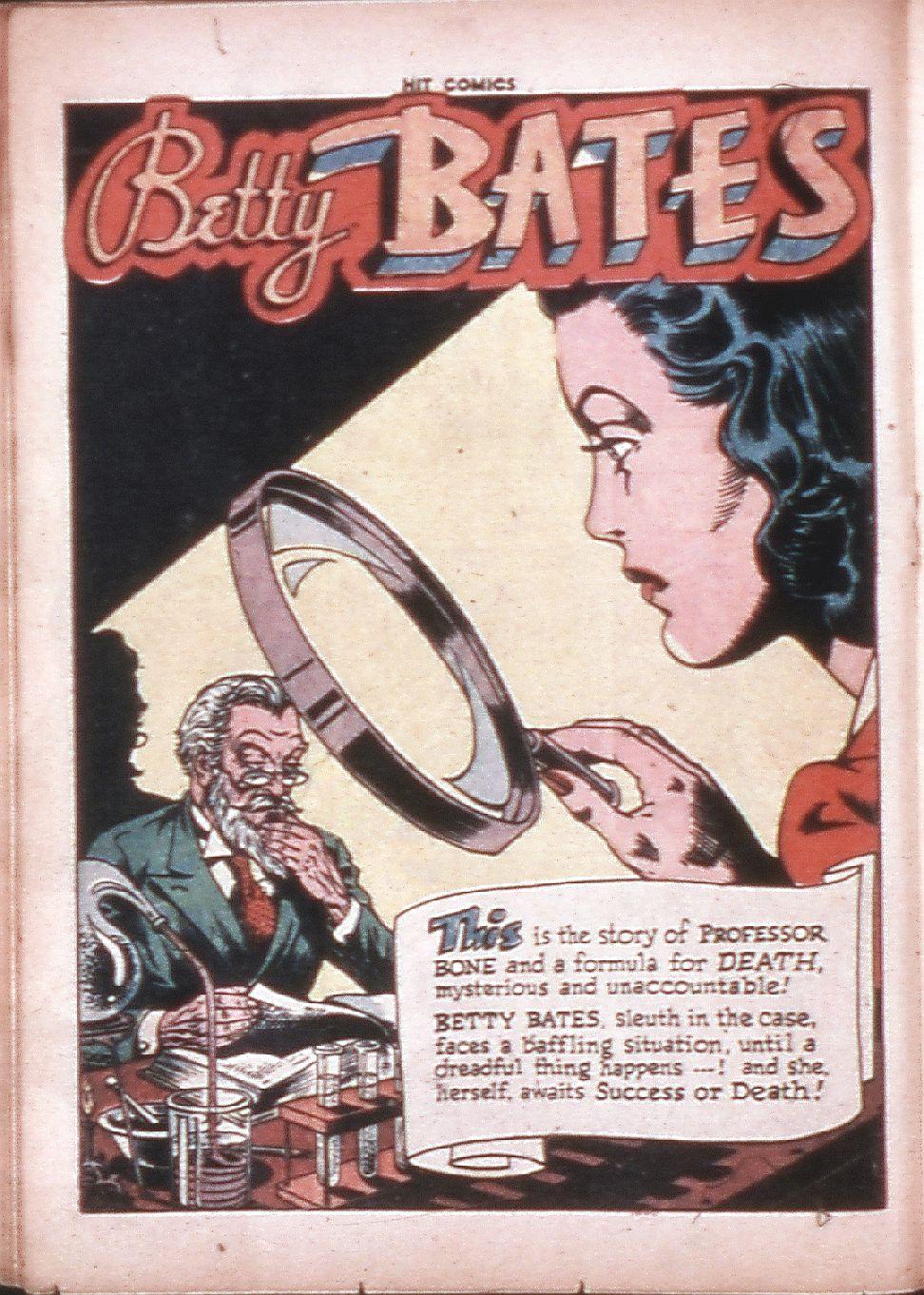Read online Hit Comics comic -  Issue #33 - 29