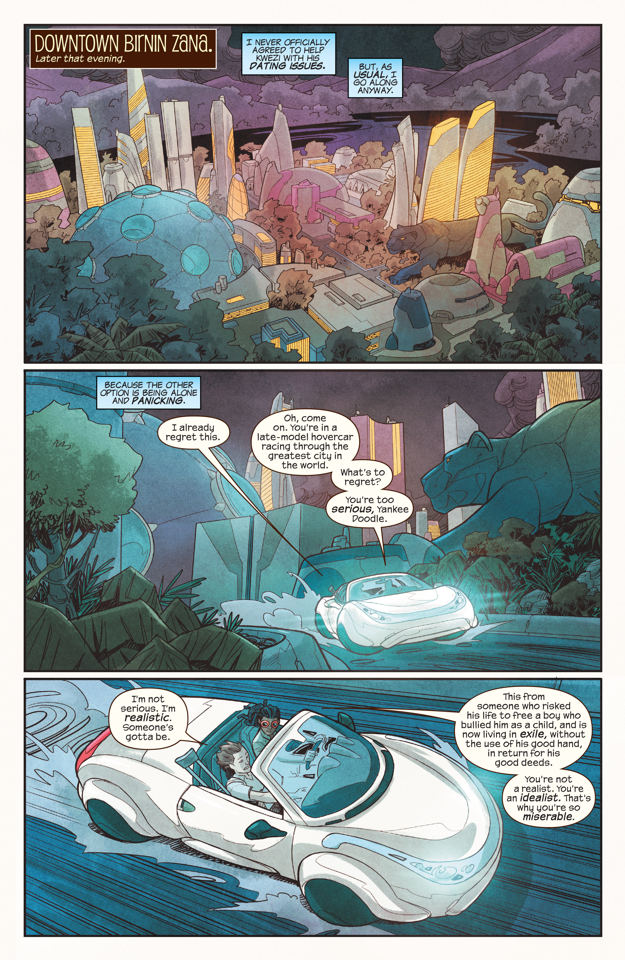 Read online Ms. Marvel (2016) comic -  Issue #18 - 7