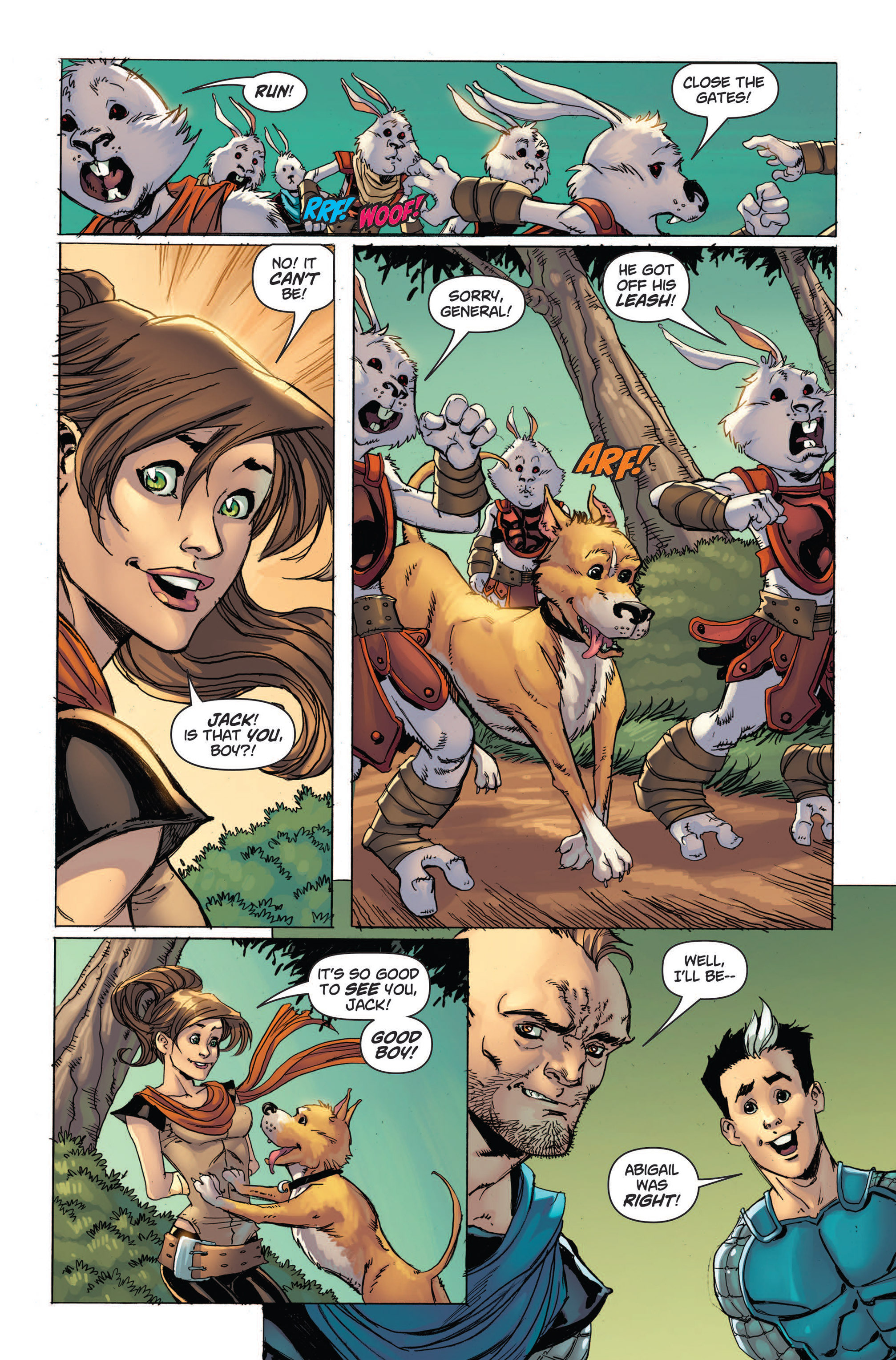 Read online Skyward comic -  Issue #4 - 20