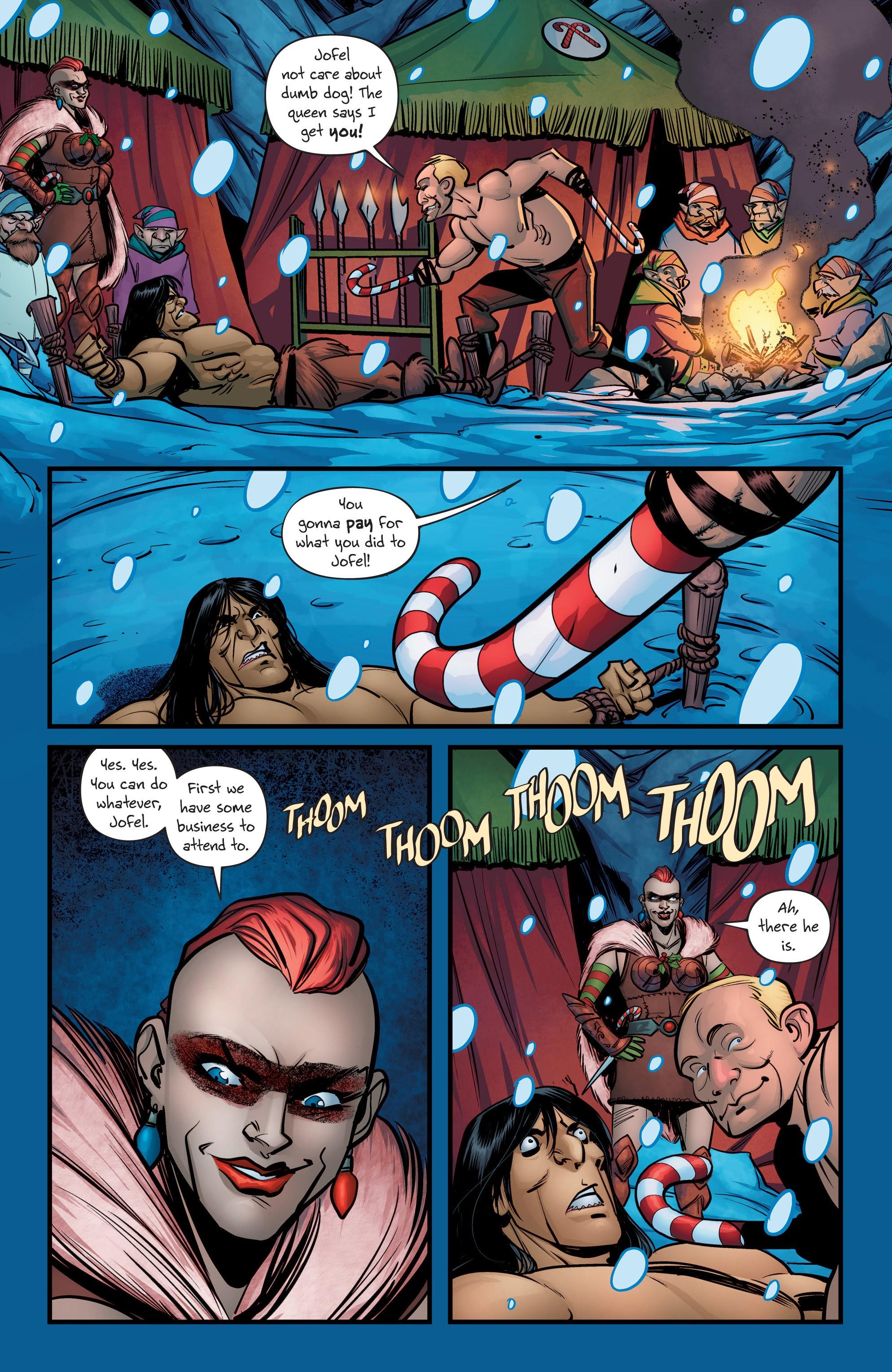 Battlepug (2019) 2 Page 21