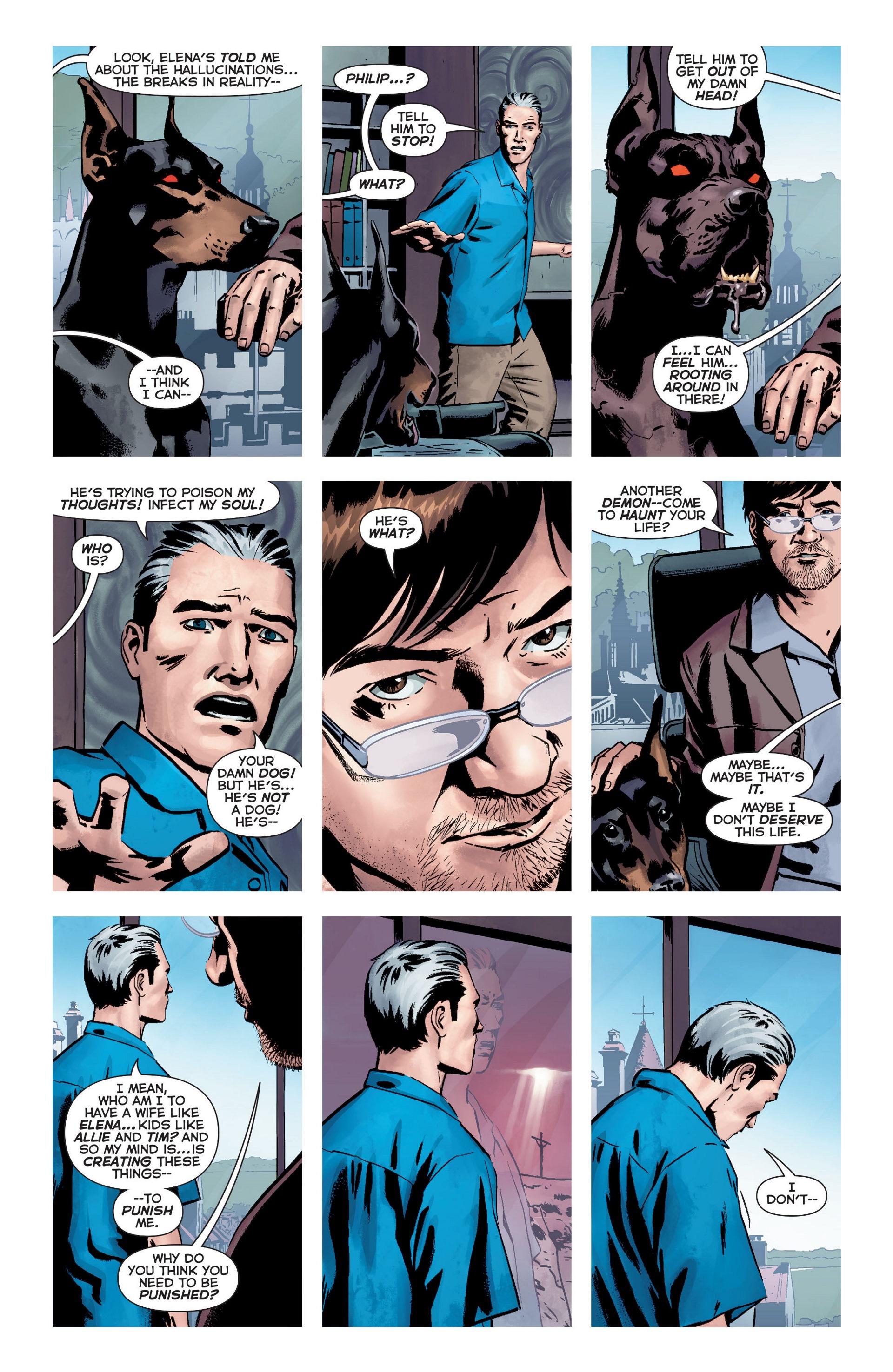Read online Trinity of Sin: The Phantom Stranger comic -  Issue #22 - 12