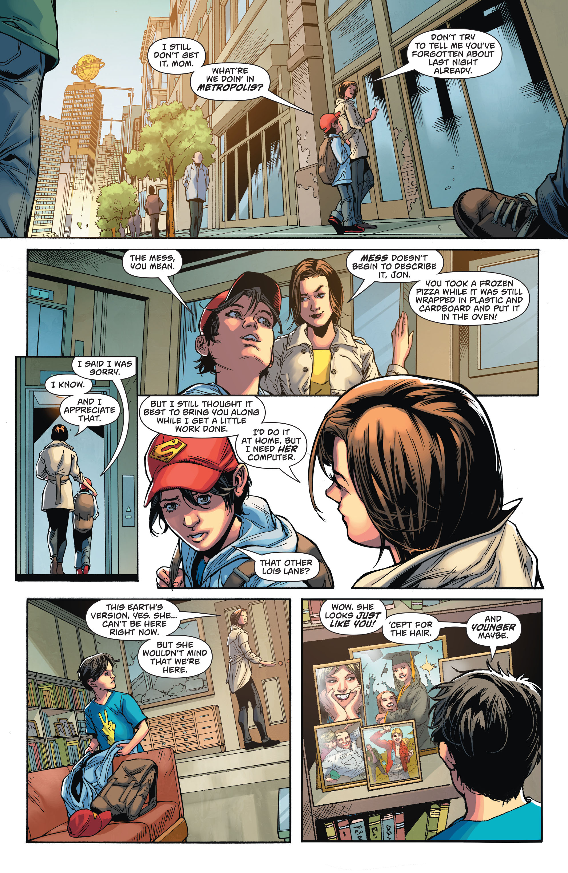 Read online Action Comics (2016) comic -  Issue #971 - 4
