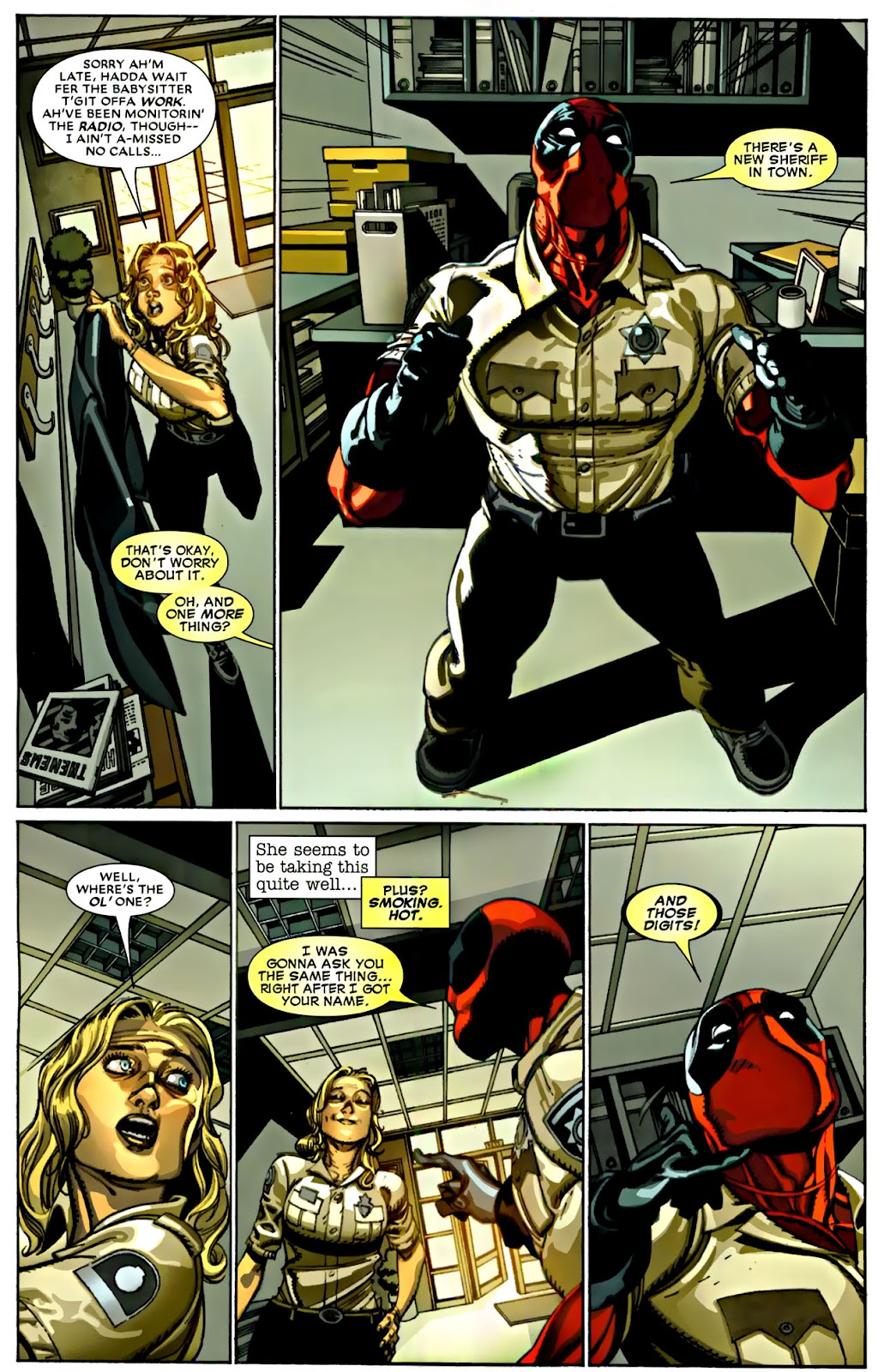 Read online Deadpool (2008) comic -  Issue #22 - 14