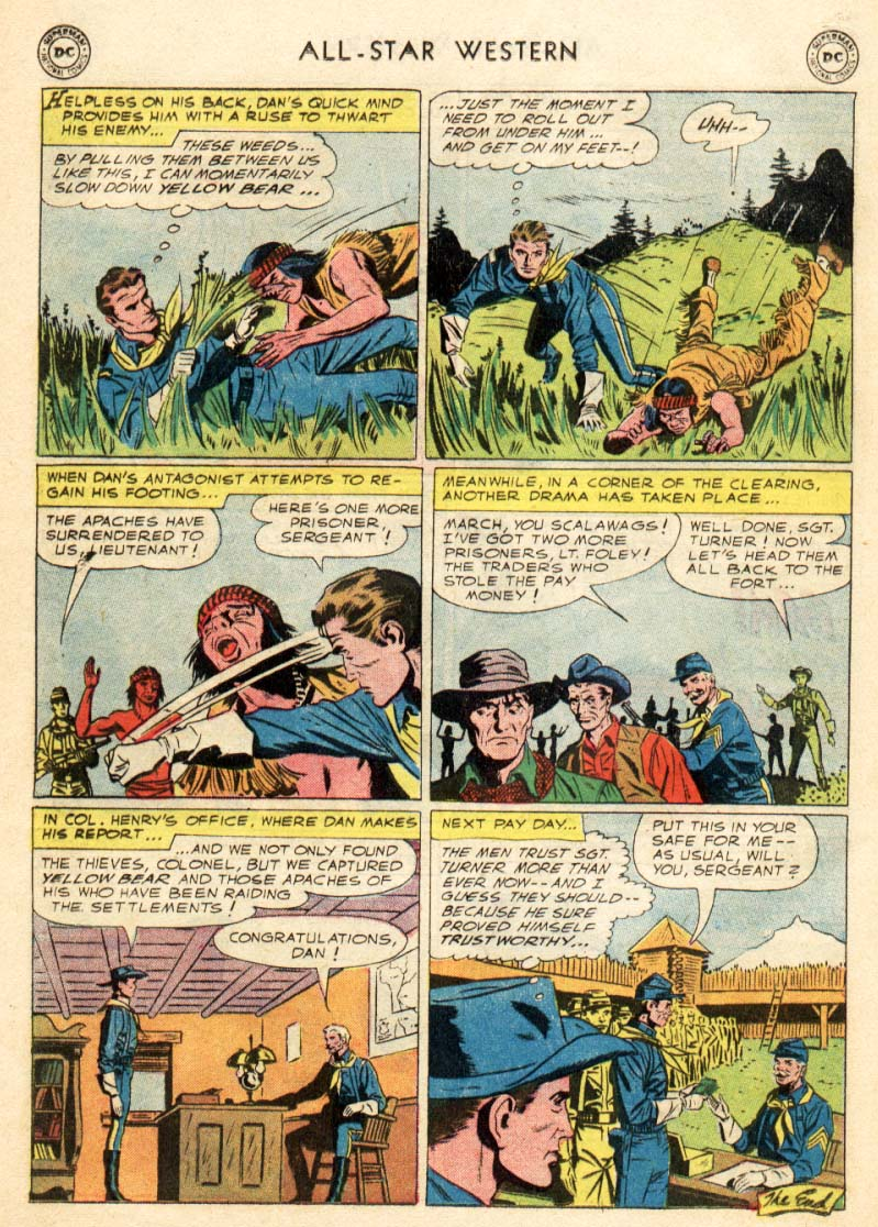 Read online All-Star Western (1951) comic -  Issue #97 - 20