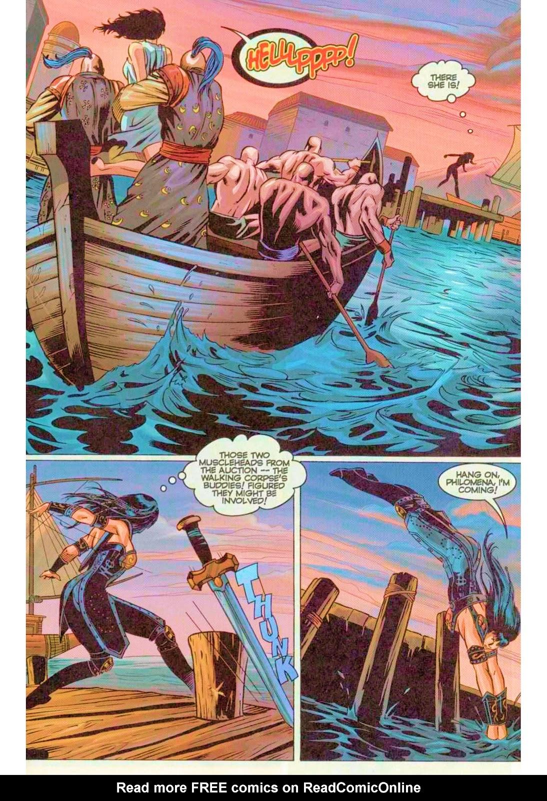 Xena: Warrior Princess (1999) Issue #5 #5 - English 5