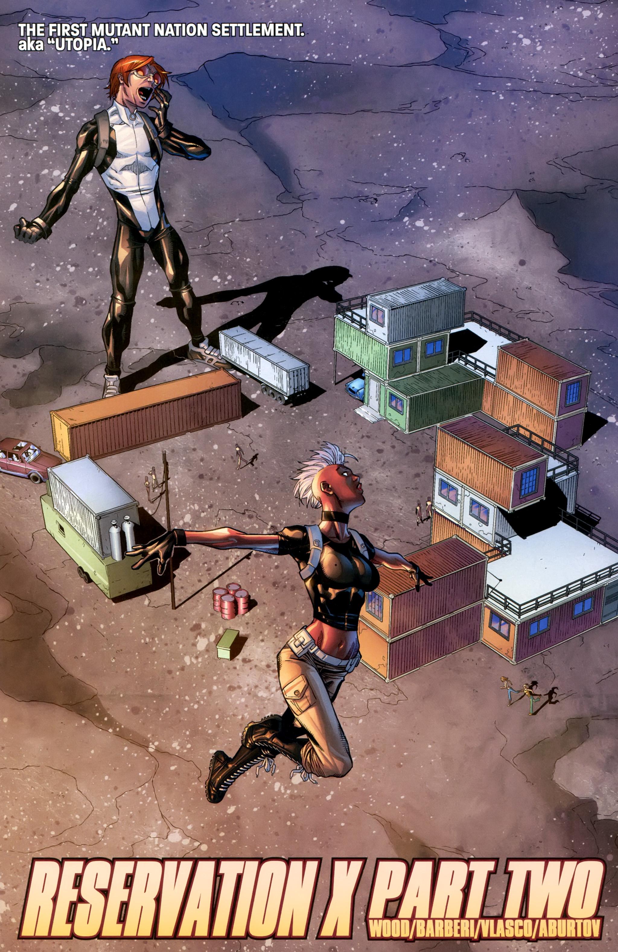 Read online Ultimate Comics X-Men comic -  Issue #20 - 7