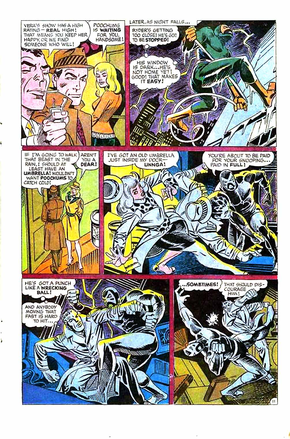 Beware The Creeper (1968) issue 1 - Page 17