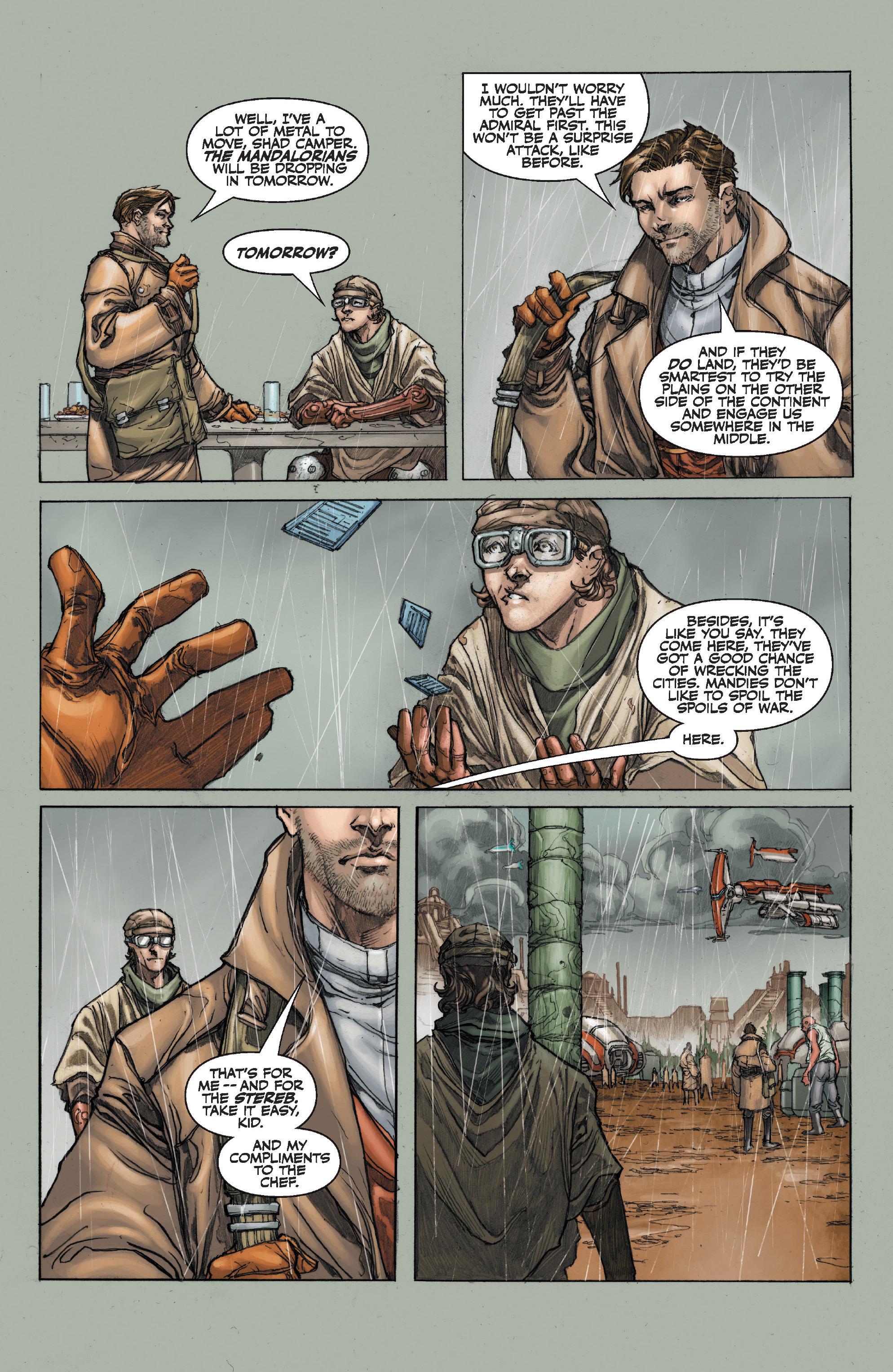 Read online Star Wars Omnibus comic -  Issue # Vol. 29 - 311