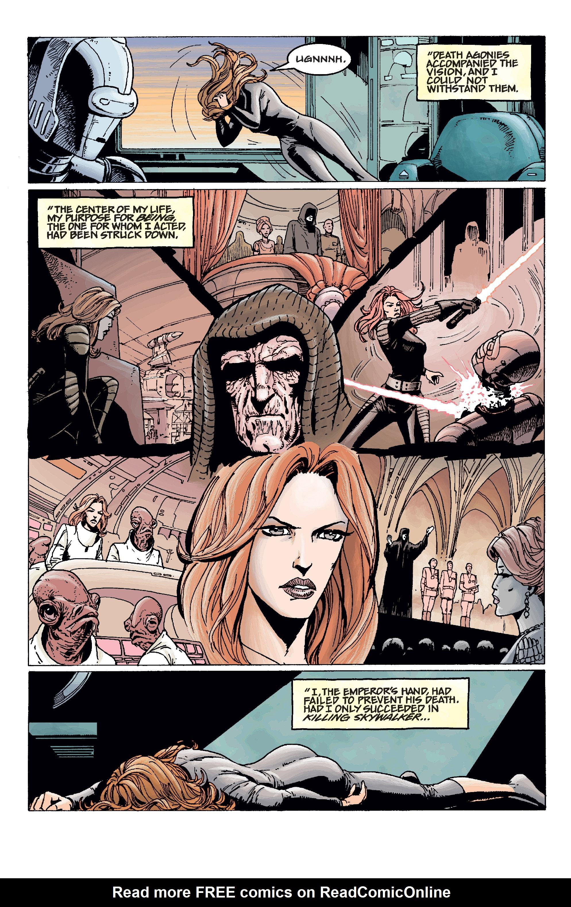 Read online Star Wars Omnibus comic -  Issue # Vol. 11 - 200