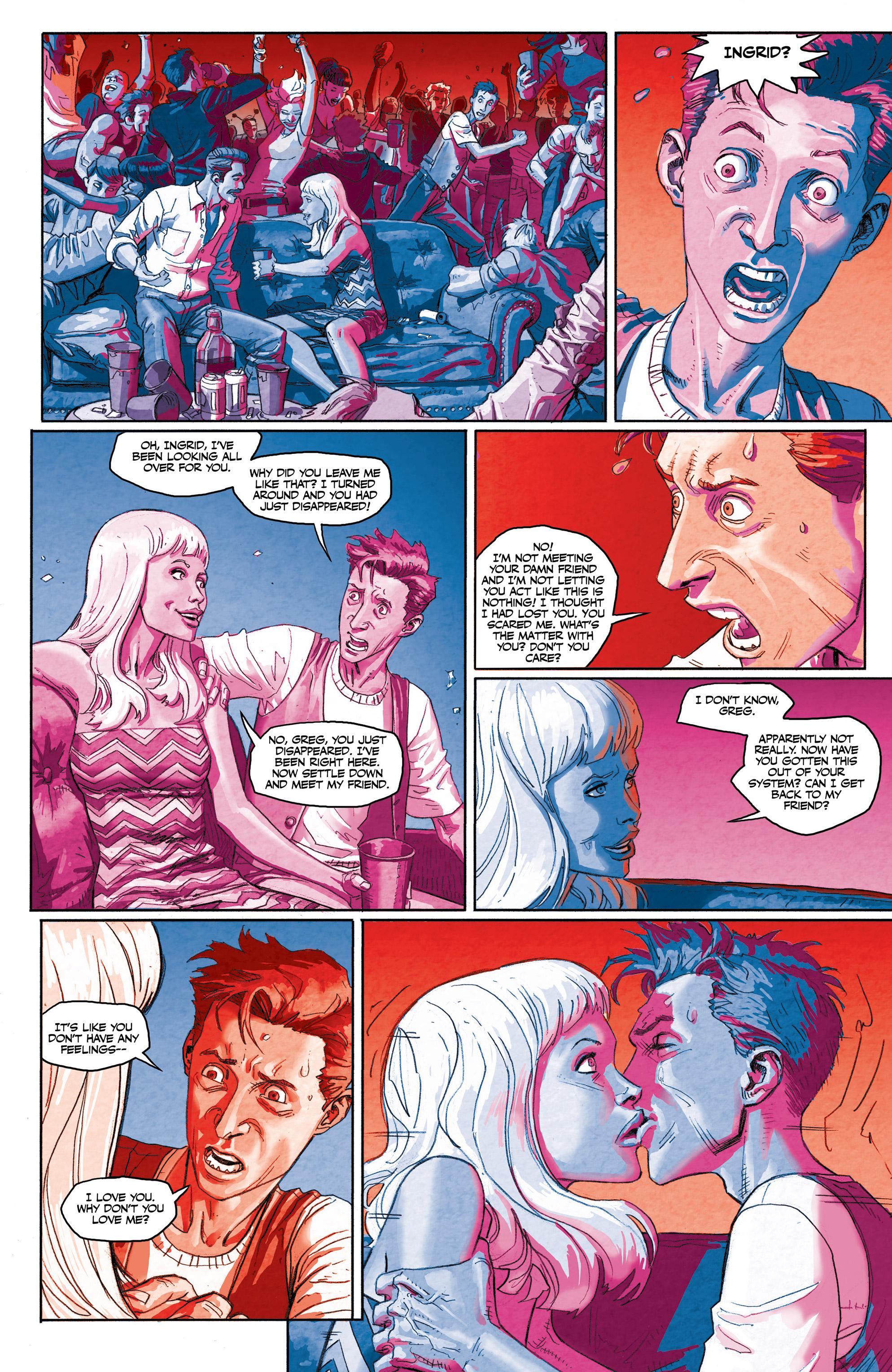 Read online Paklis comic -  Issue #1 - 13