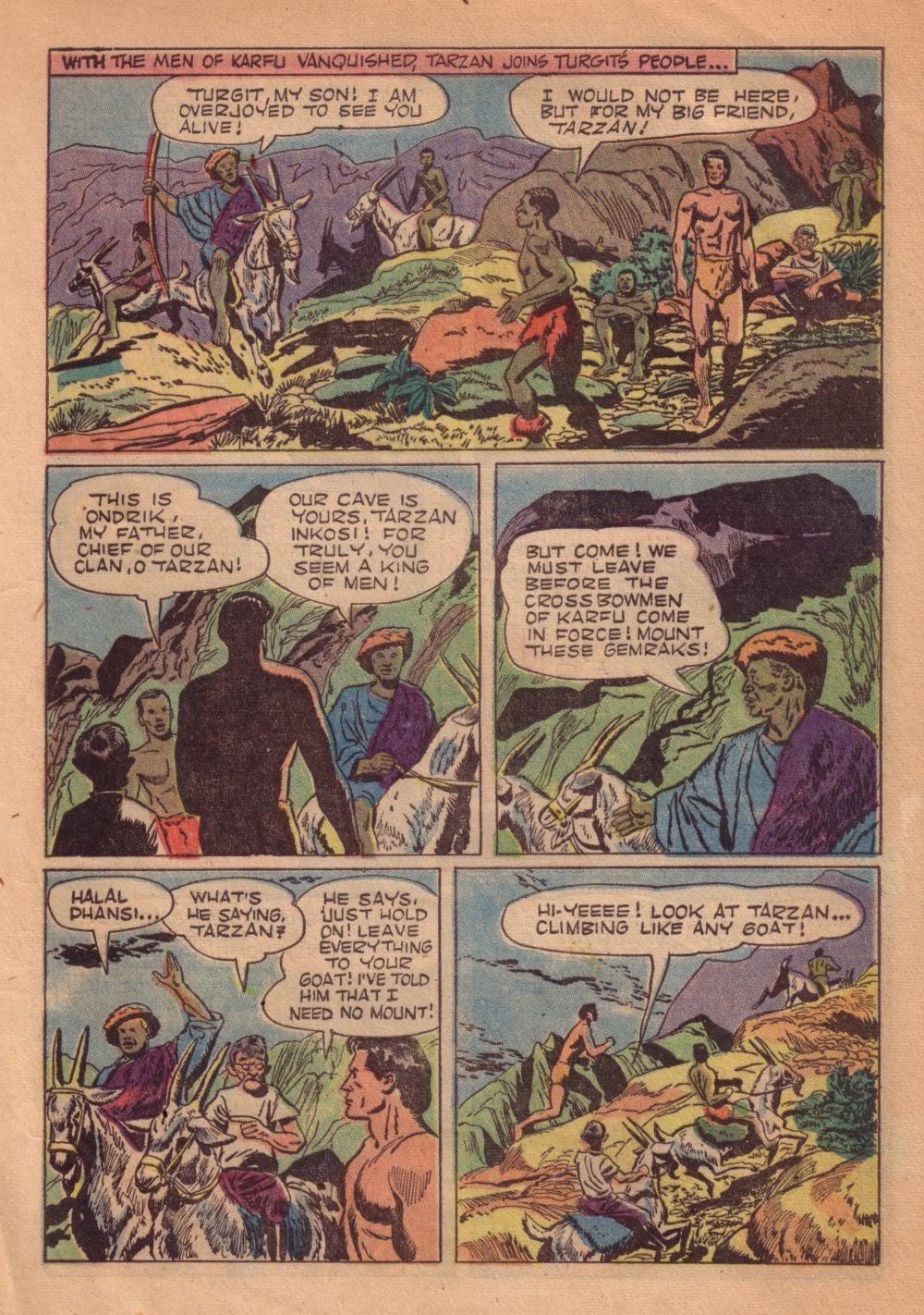 Tarzan (1948) issue 55 - Page 17