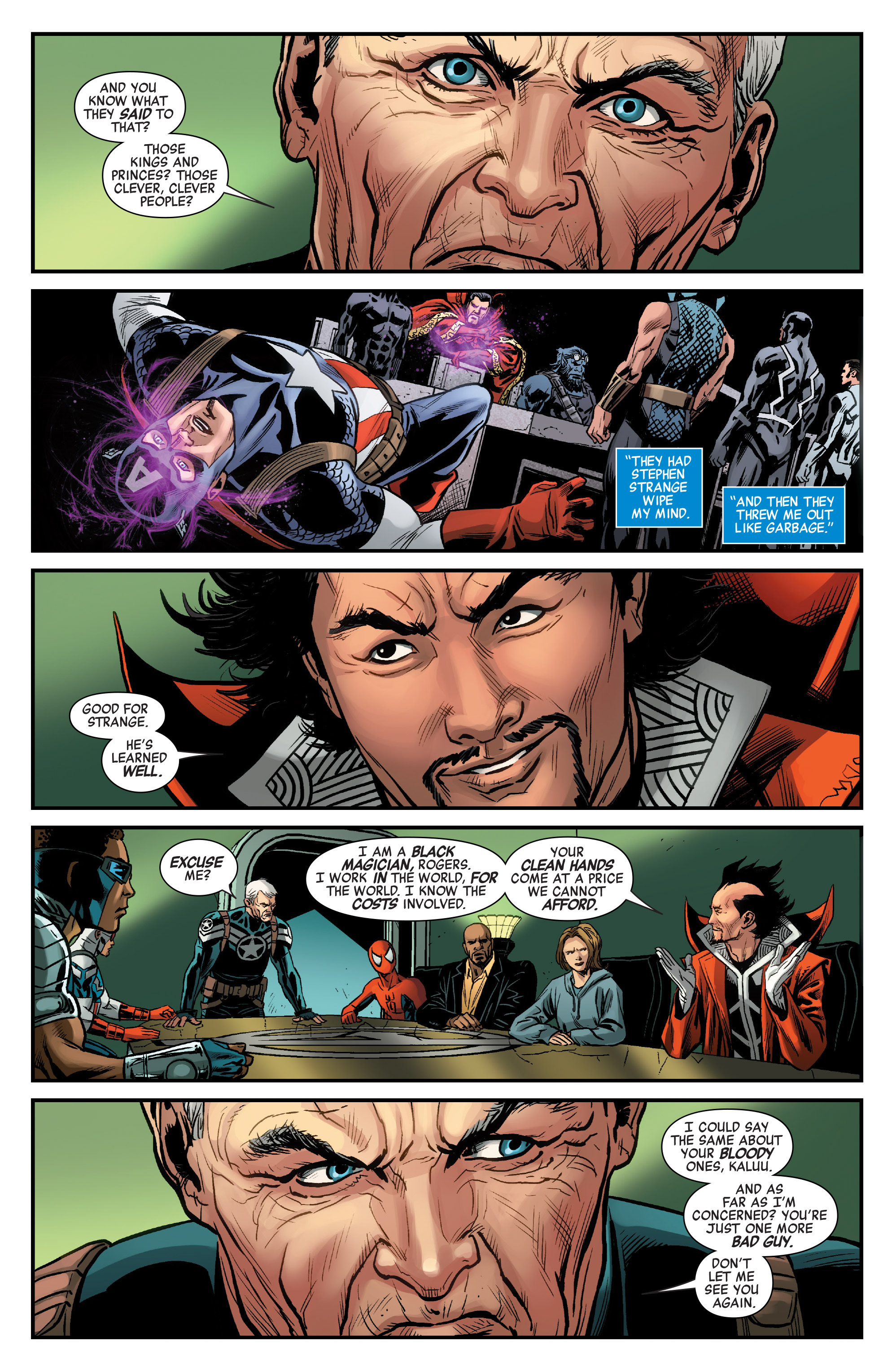Read online Secret Wars: Last Days of the Marvel Universe comic -  Issue # TPB (Part 1) - 11