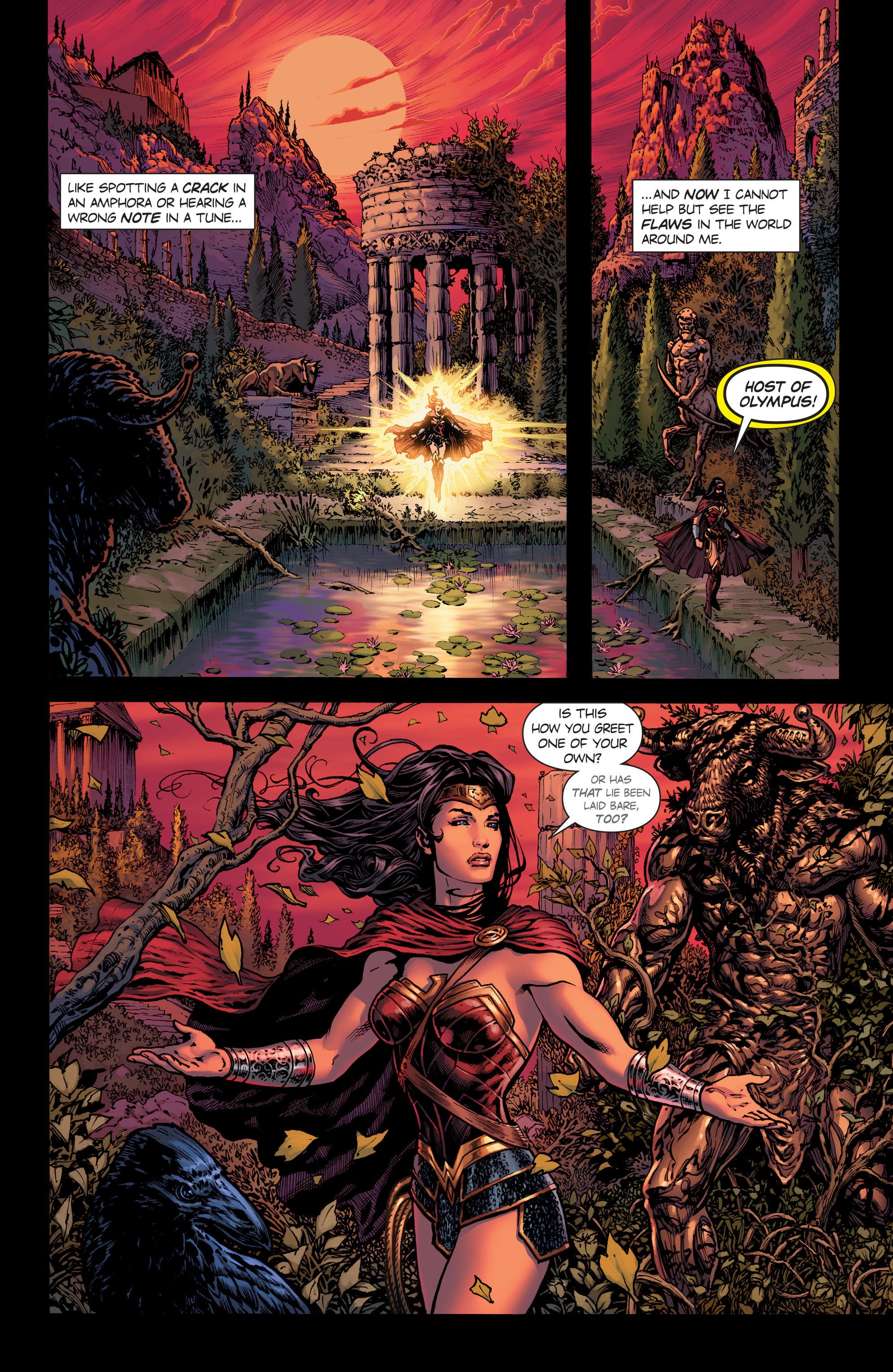 Read online Wonder Woman: Rebirth comic -  Issue # Full - 18