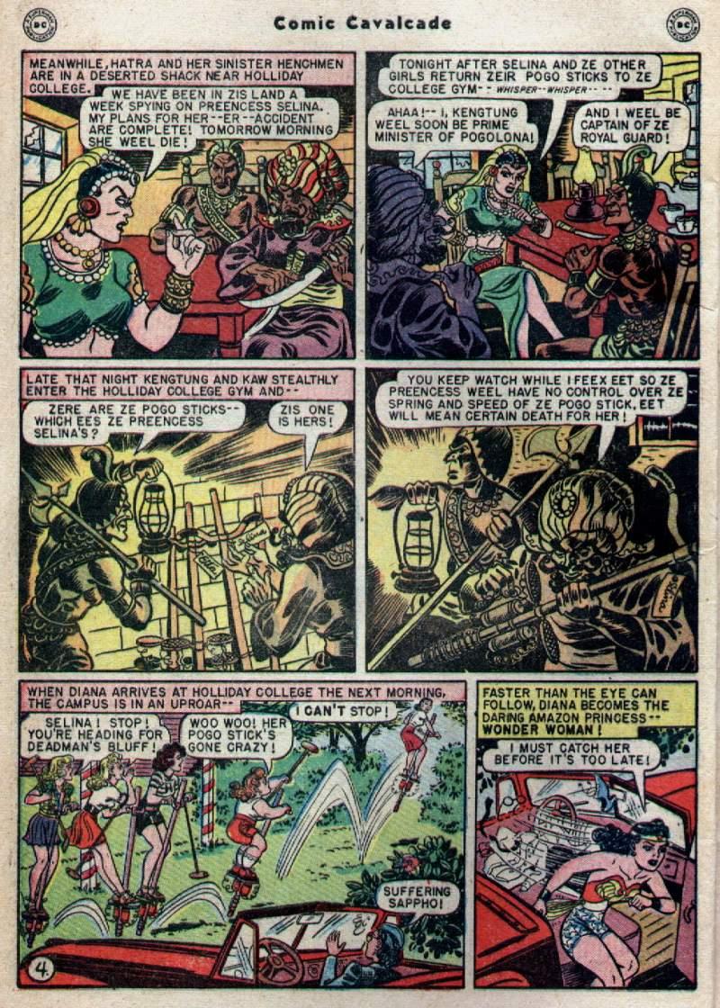 Comic Cavalcade issue 28 - Page 6