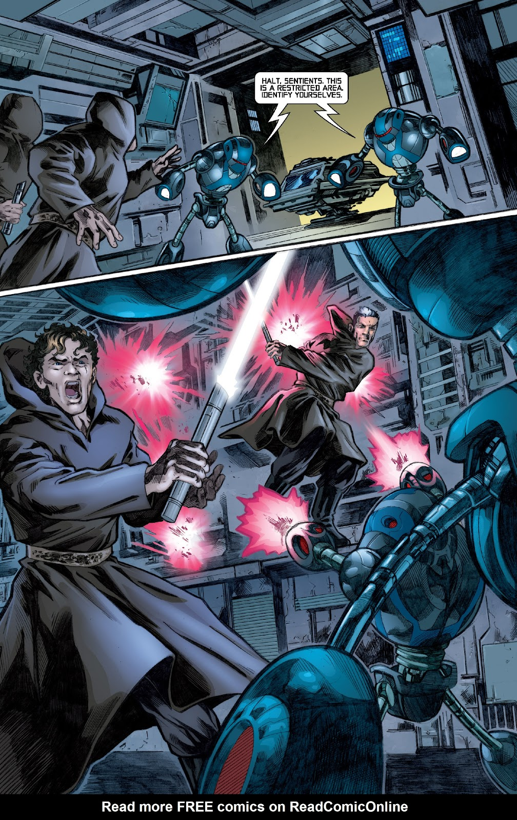 Read online Star Wars Legends: Legacy - Epic Collection comic -  Issue # TPB 1 (Part 2) - 68