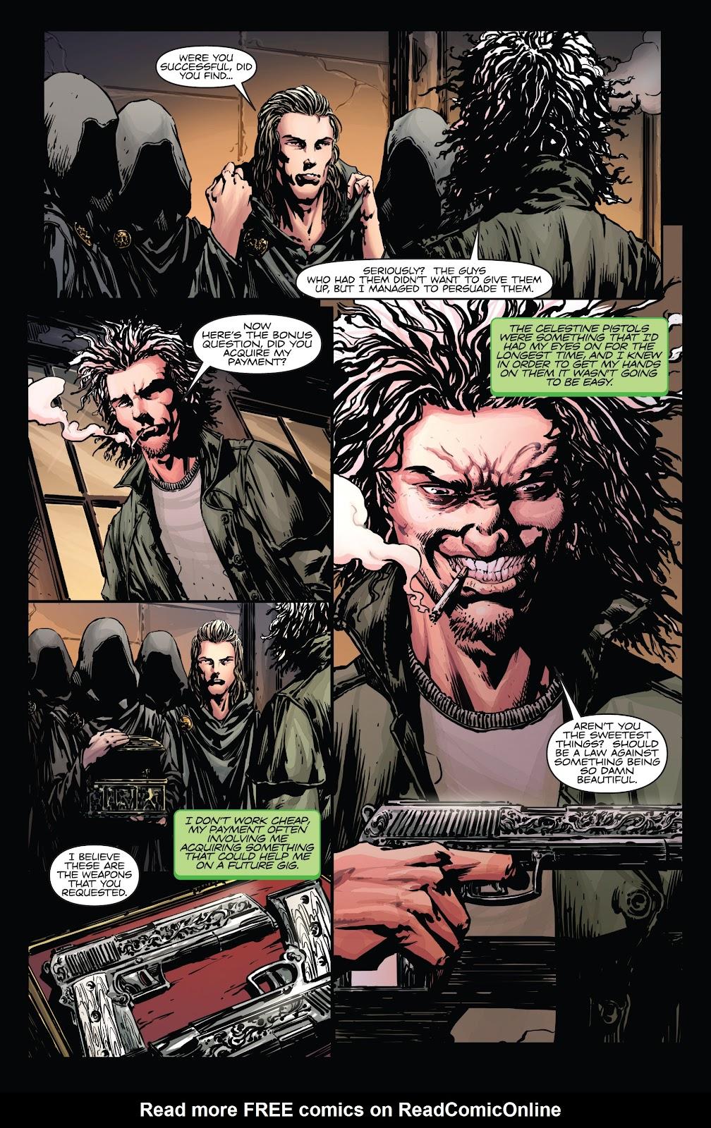 Read online Vampirella Strikes comic -  Issue #2 - 8