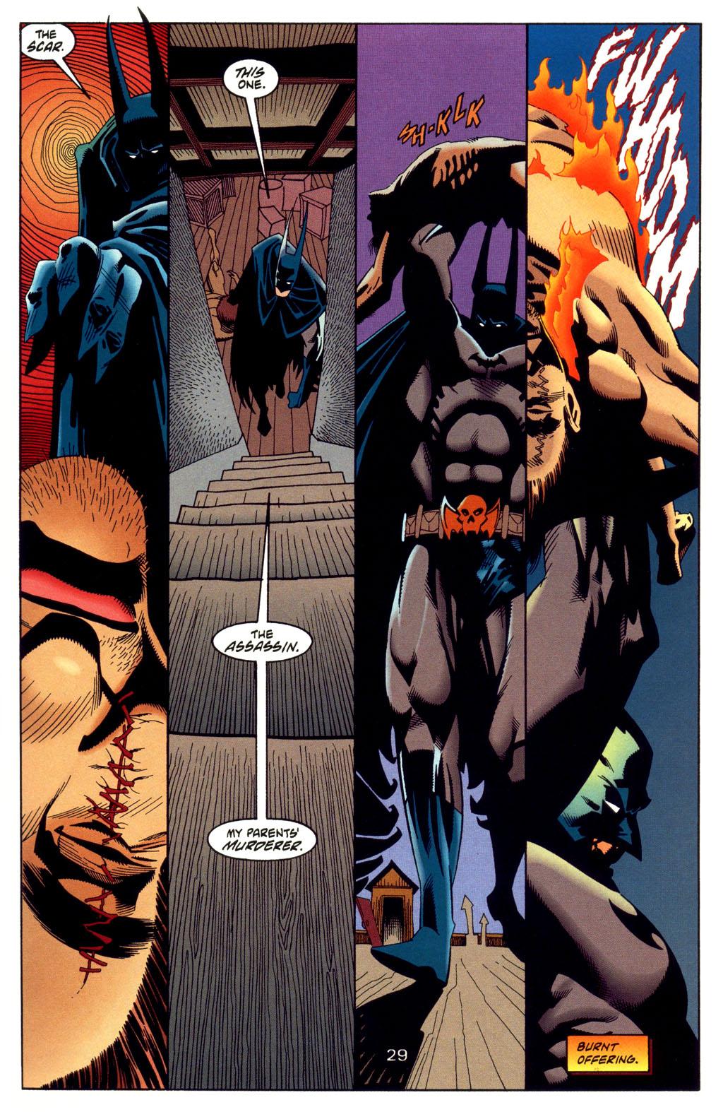 Read online Batman: Haunted Gotham comic -  Issue #2 - 31