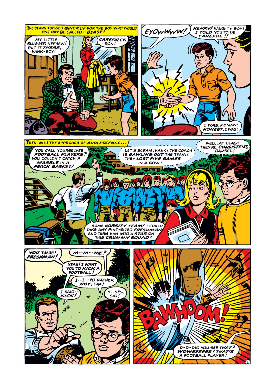 Read online Amazing Adventures (1970) comic -  Issue #17 - 10