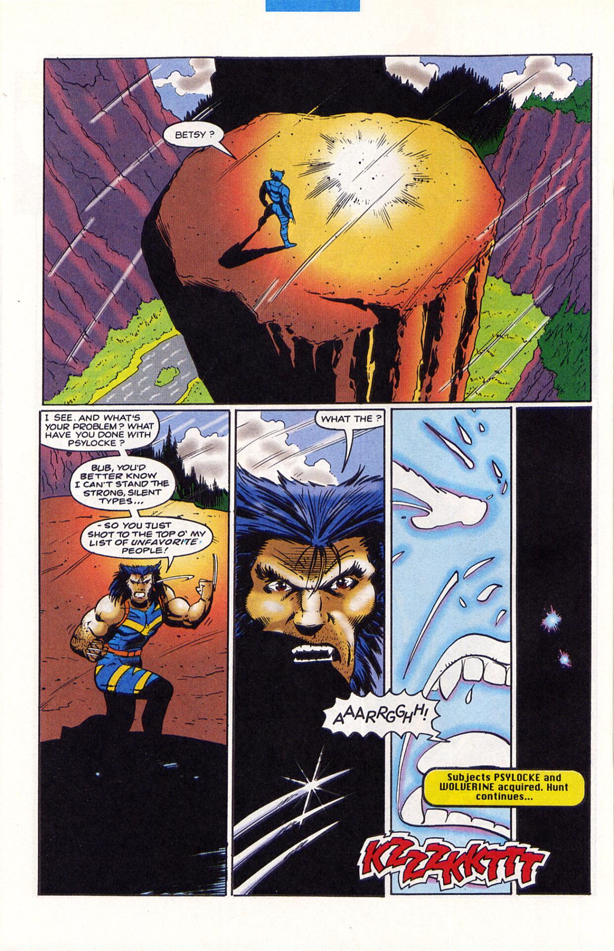 Read online Battletide comic -  Issue #1 - 14