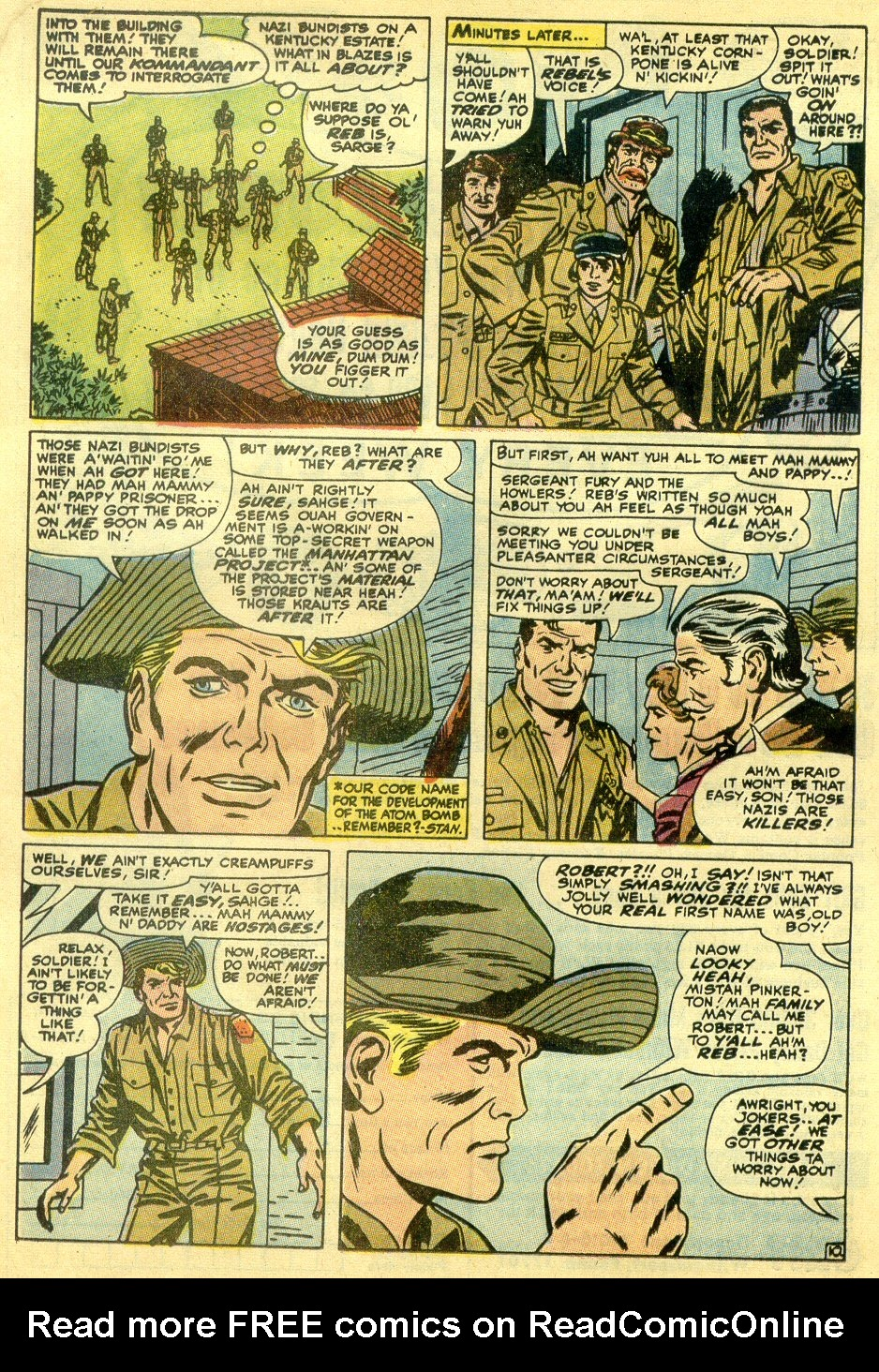 Read online Sgt. Fury comic -  Issue #82 - 16