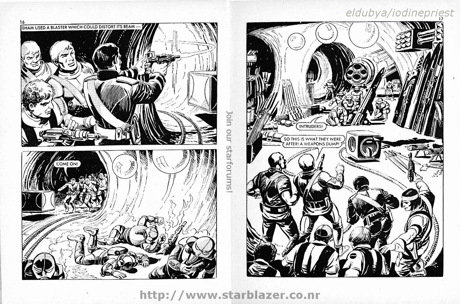 Starblazer issue 101 - Page 10