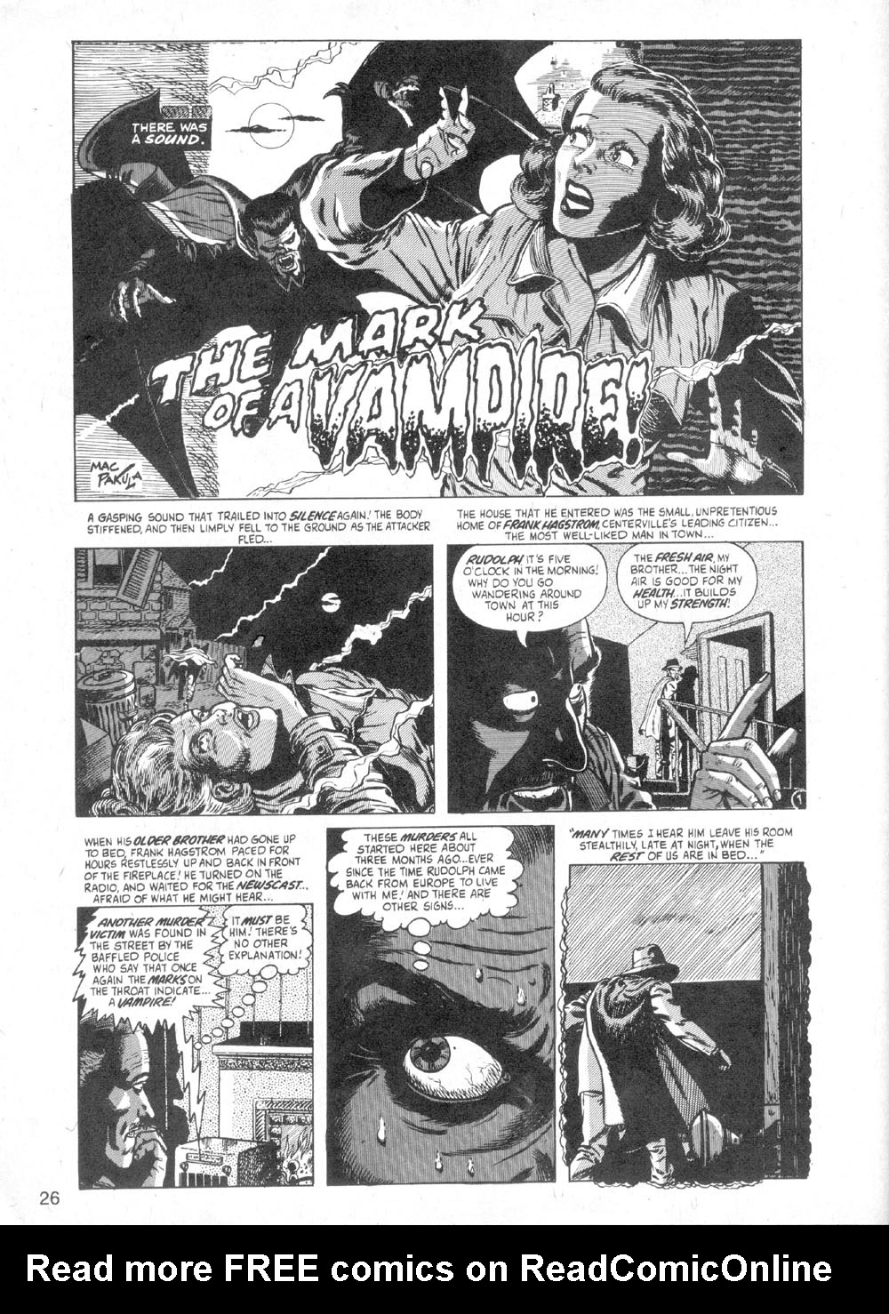Dracula Lives issue 6 - Page 23