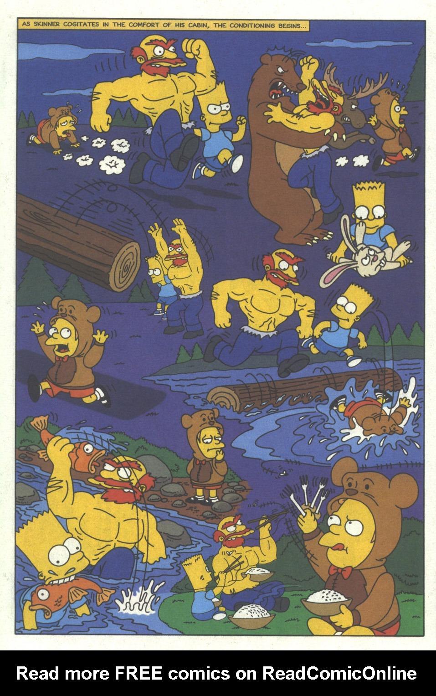 Read online Simpsons Comics comic -  Issue #21 - 16