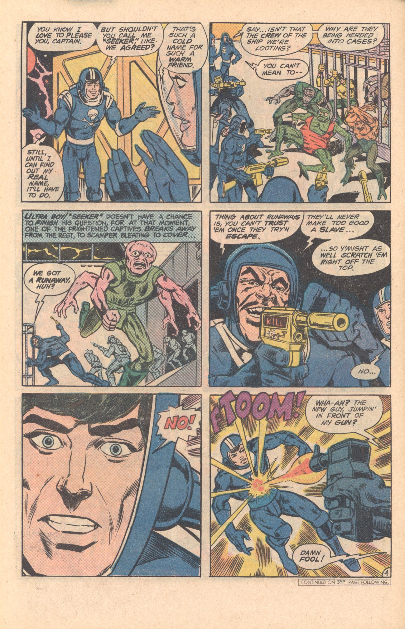 Legion of Super-Heroes (1980) 275 Page 4