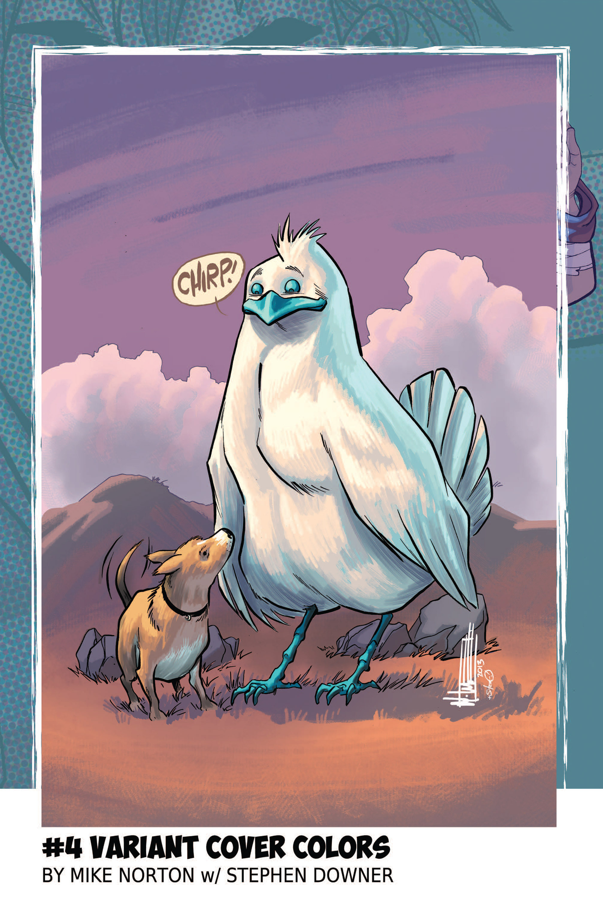 Read online Skyward comic -  Issue #4 - 29