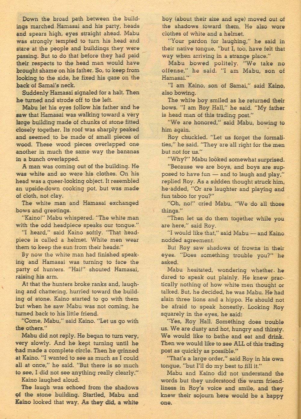 Tarzan (1948) issue 60 - Page 28