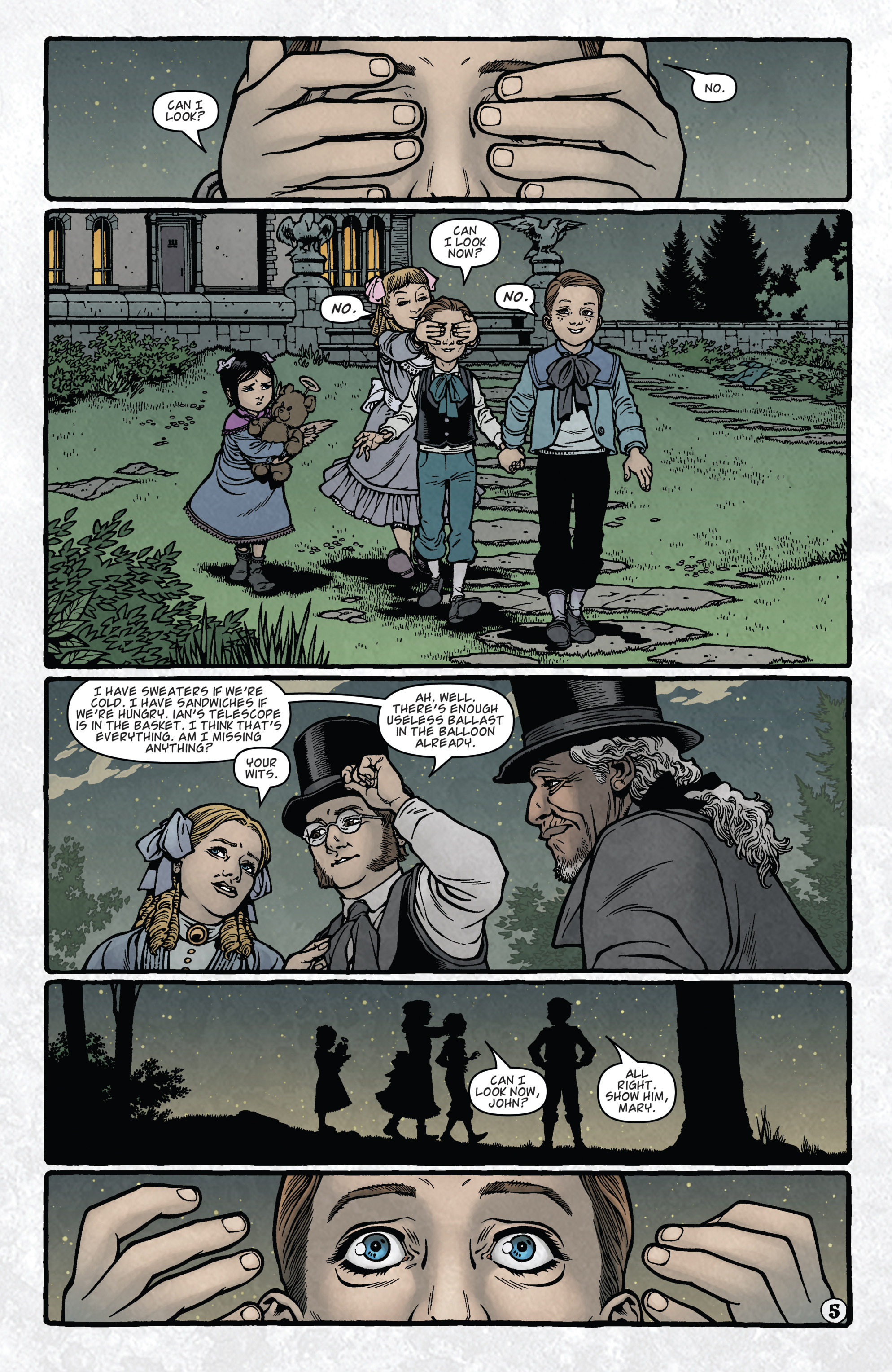 Read online Locke & Key: Guide to the Known Keys comic -  Issue # Full - 7