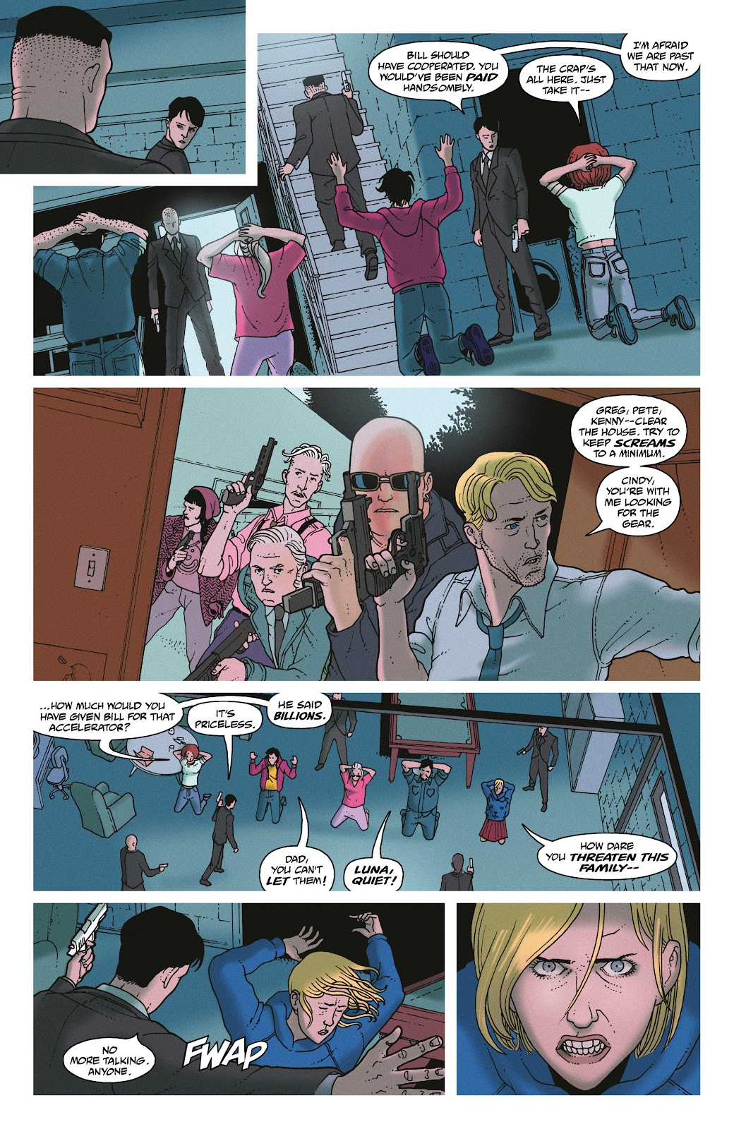 Read online She Could Fly comic -  Issue # _TPB - 121