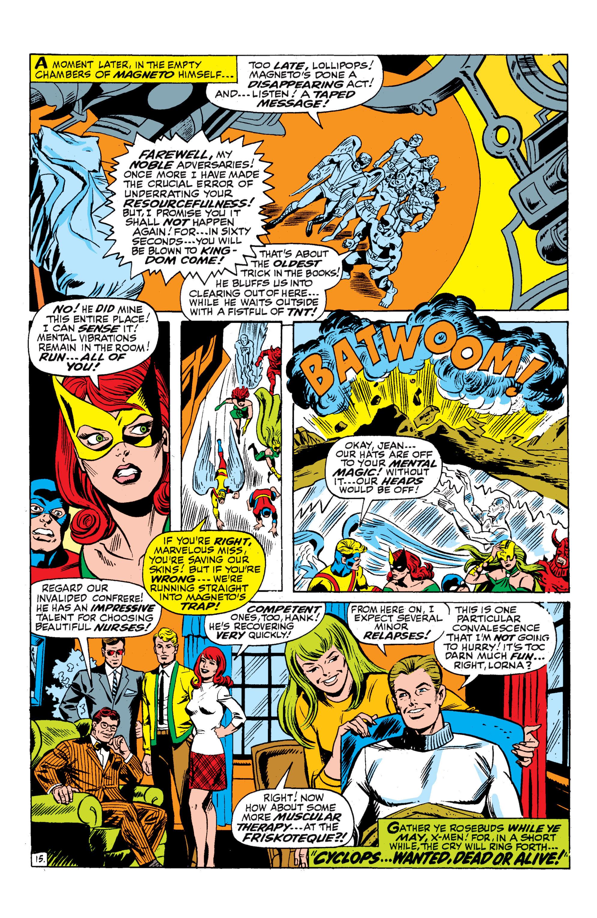 Uncanny X-Men (1963) 52 Page 15