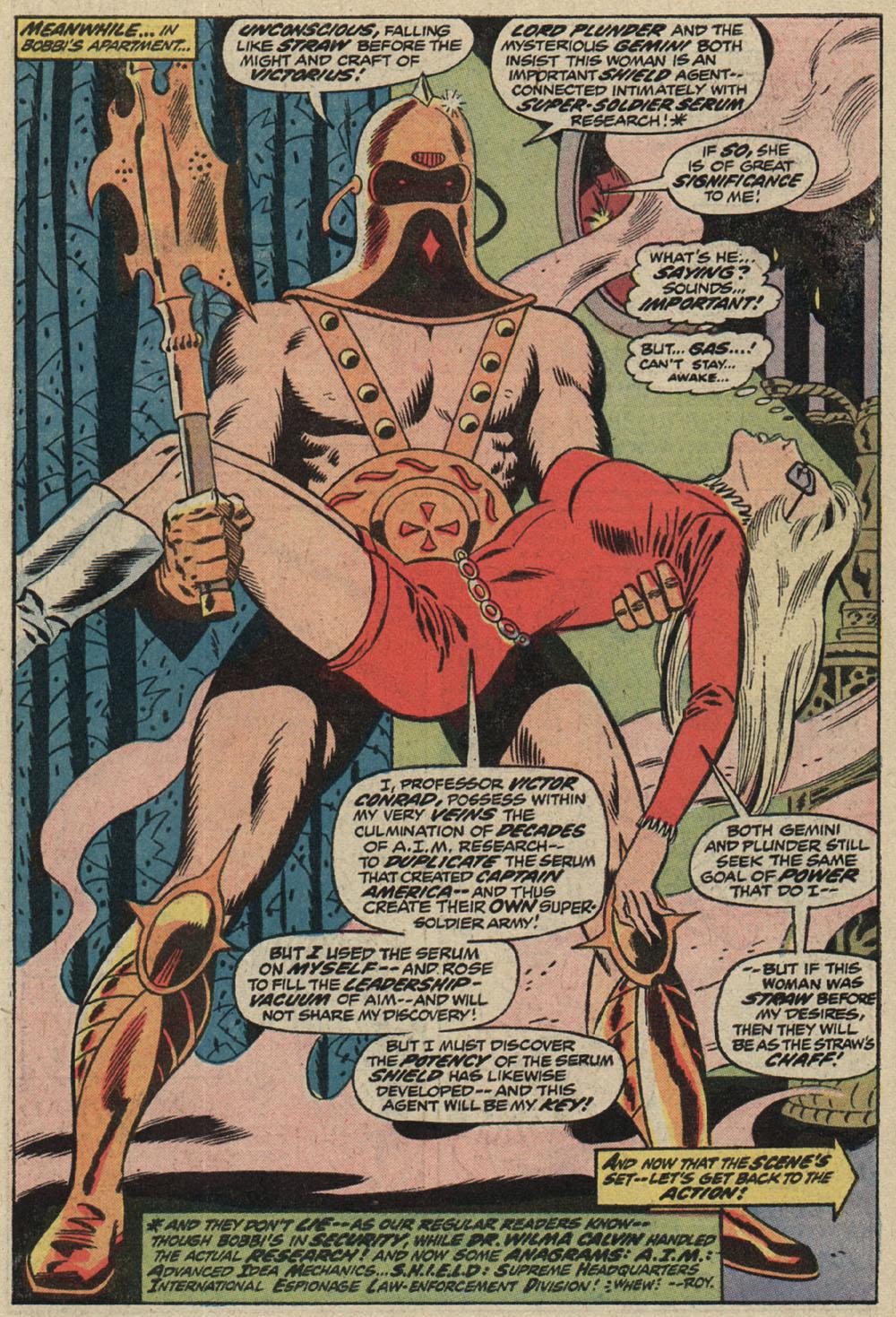 Read online Astonishing Tales (1970) comic -  Issue #19 - 5