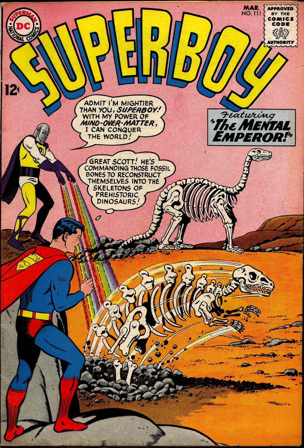 Superboy (1949) issue 111 - Page 1