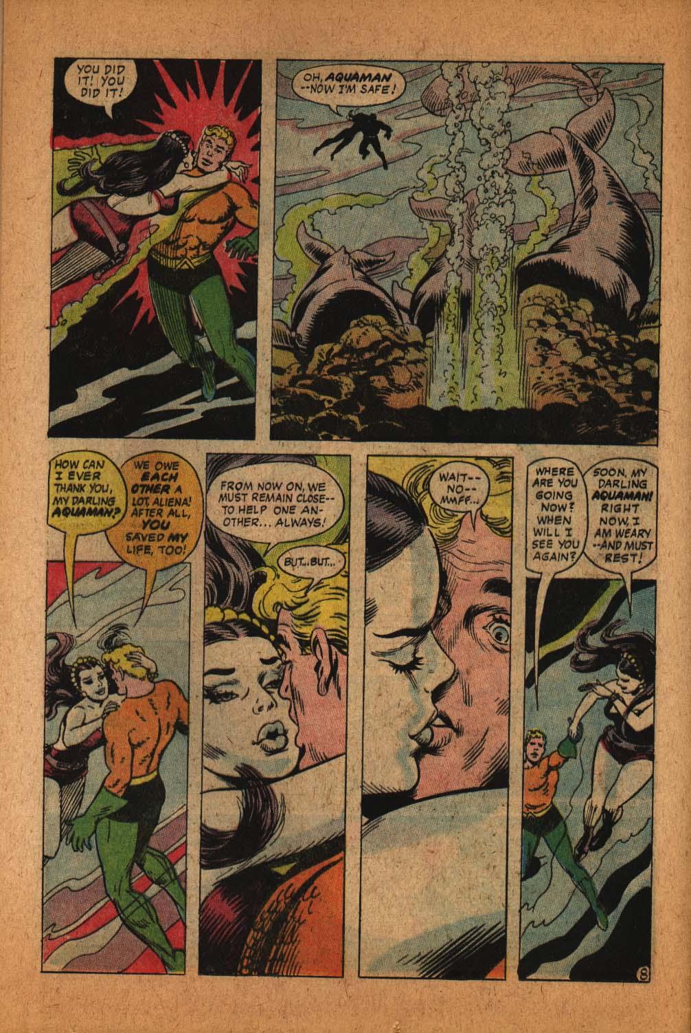Read online Aquaman (1962) comic -  Issue #39 - 12