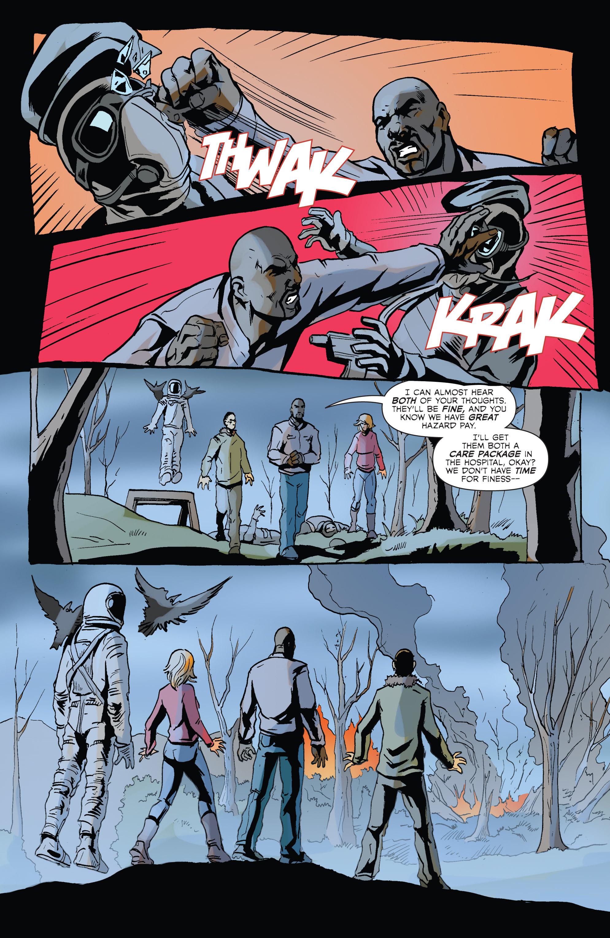 Read online Hoax Hunters (2012) comic -  Issue # TPB 2 - 62