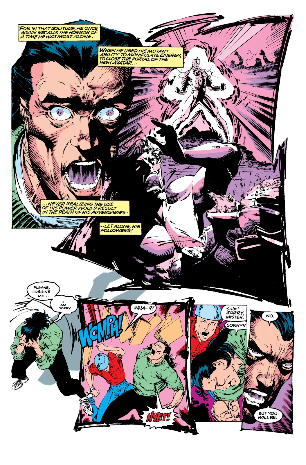 Uncanny X-Men (1963) issue 290 - Page 5