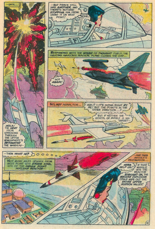 Read online Wonder Woman (1942) comic -  Issue #258 - 15